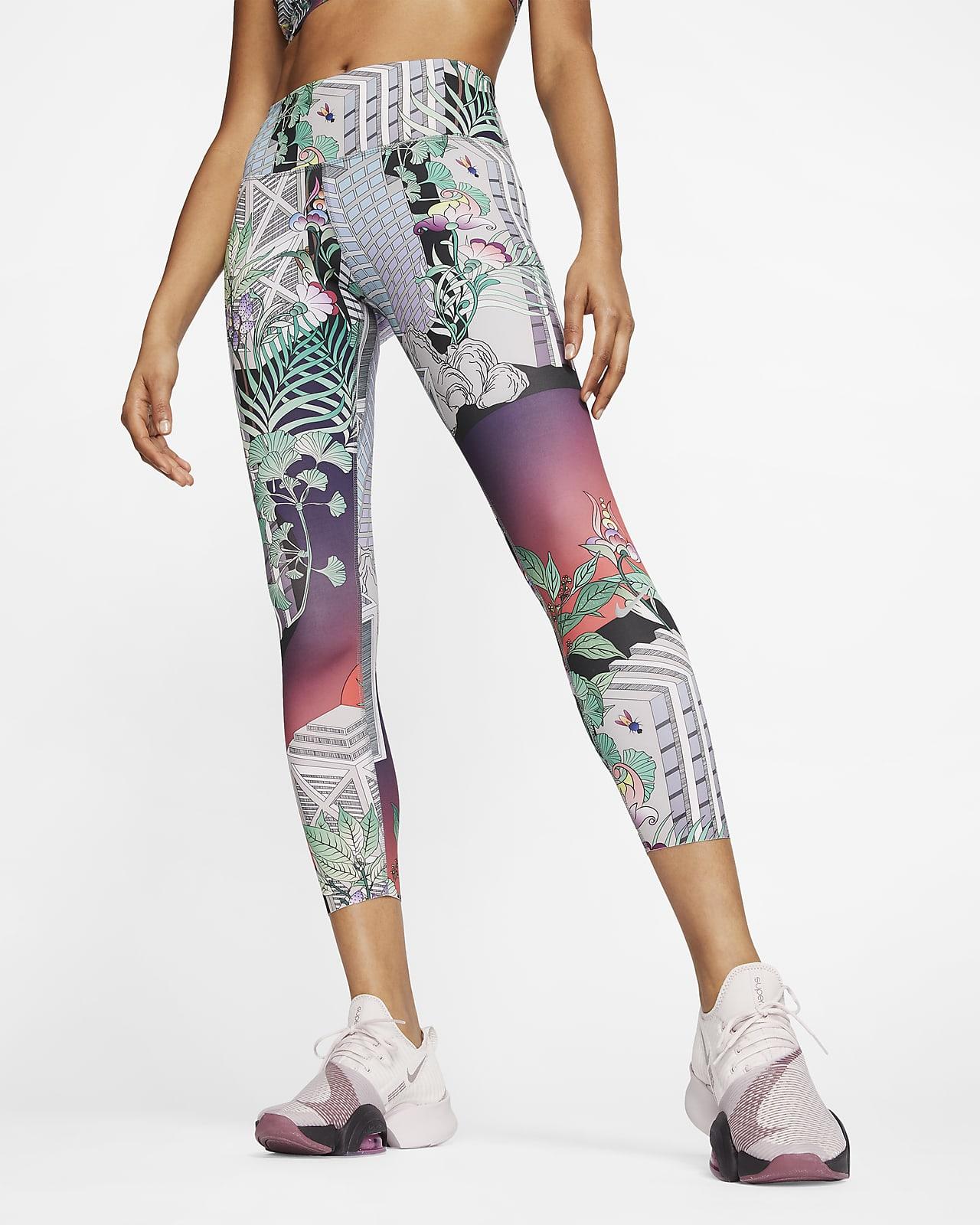 Nike Epic Luxe 7/8 Kadın Koşu Taytı