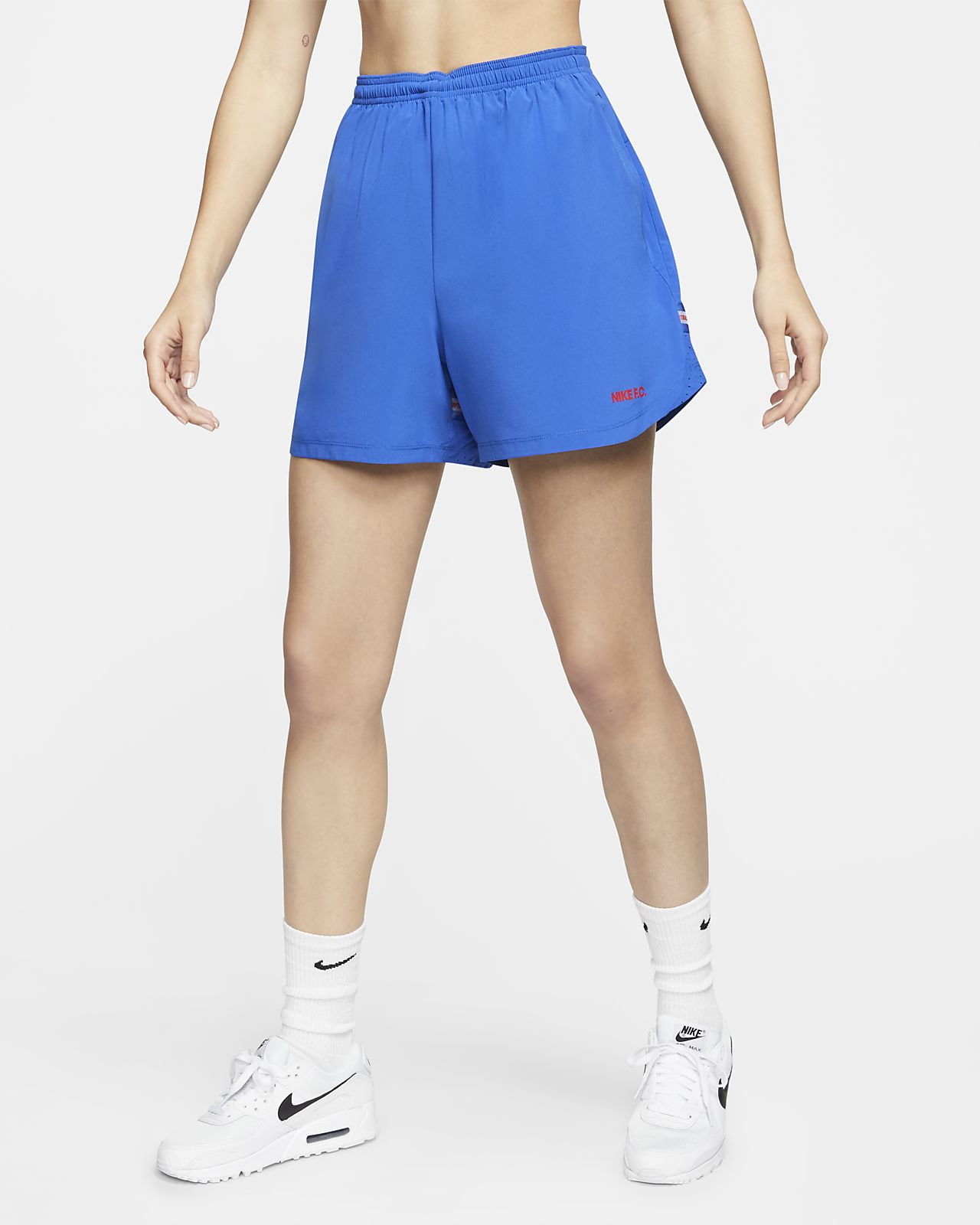 Nike F.C. Damen-Fußballshorts