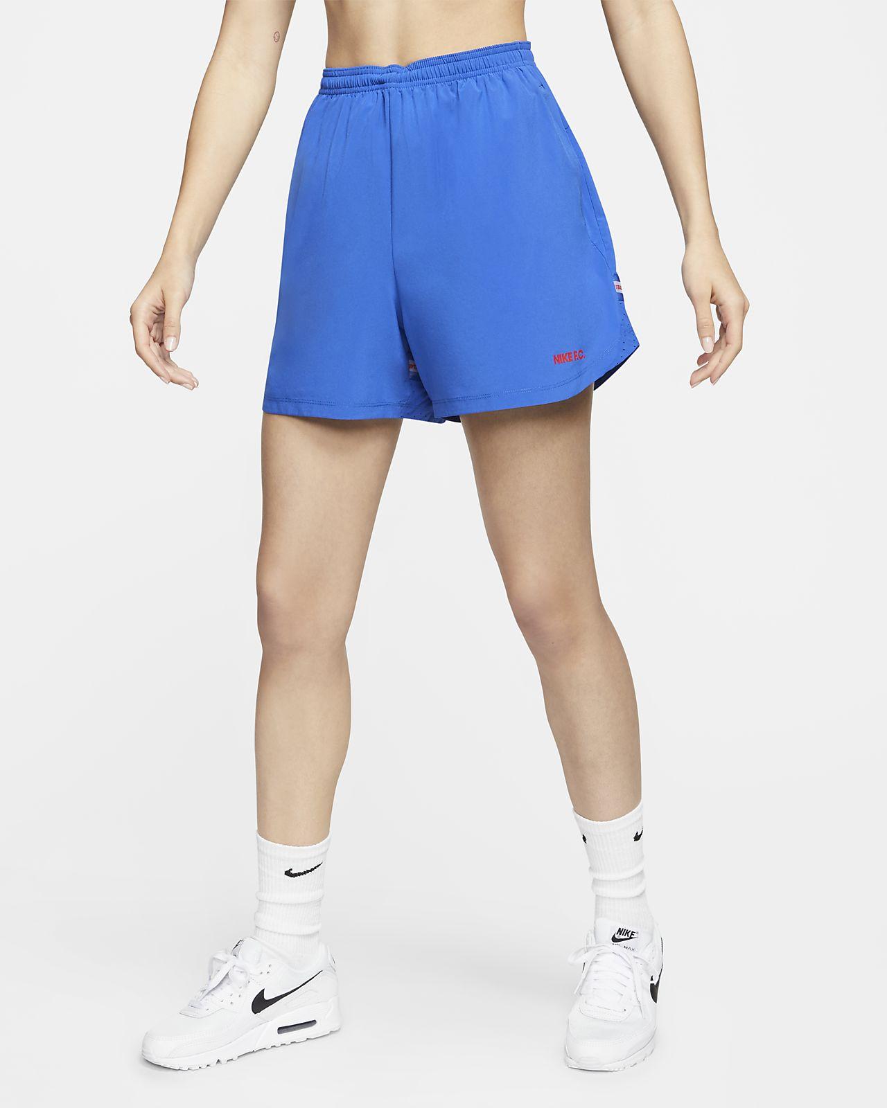 Shorts de fútbol para mujer Nike F.C.