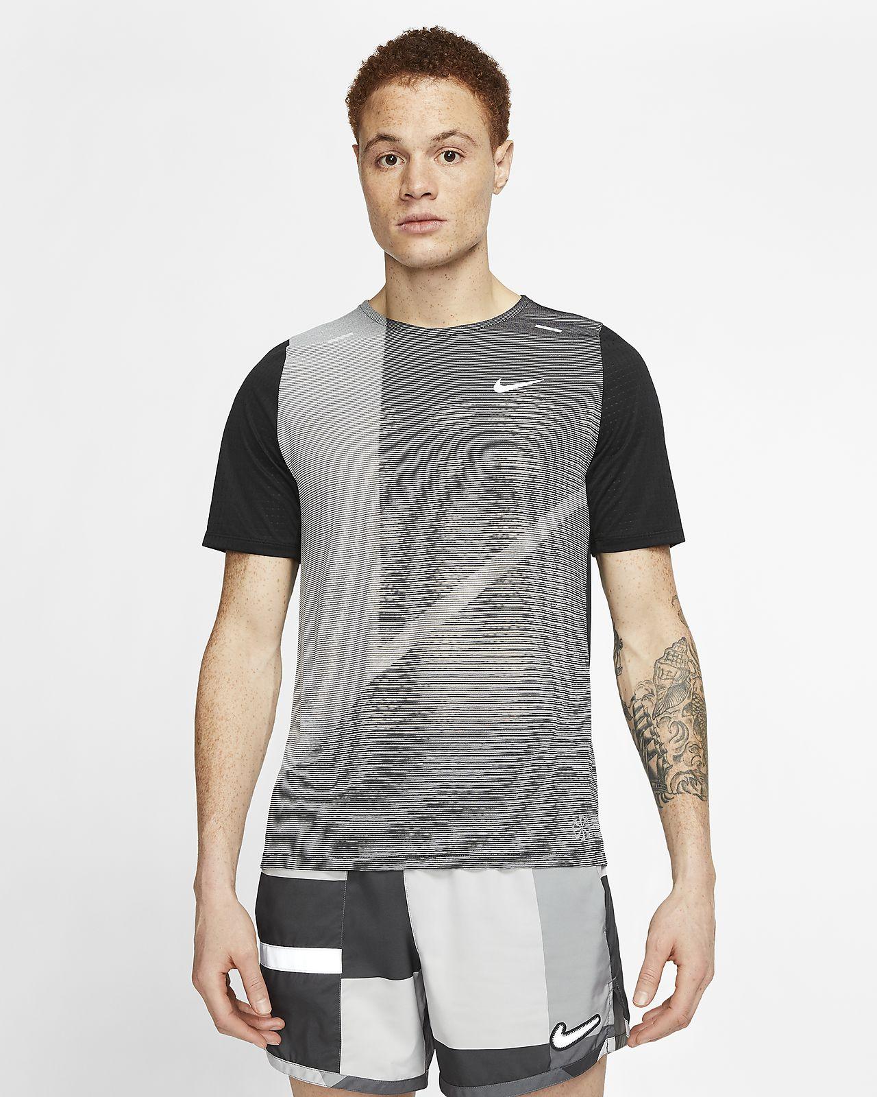 Prenda para la parte superior de running para hombre Nike Rise 365 Future Fast