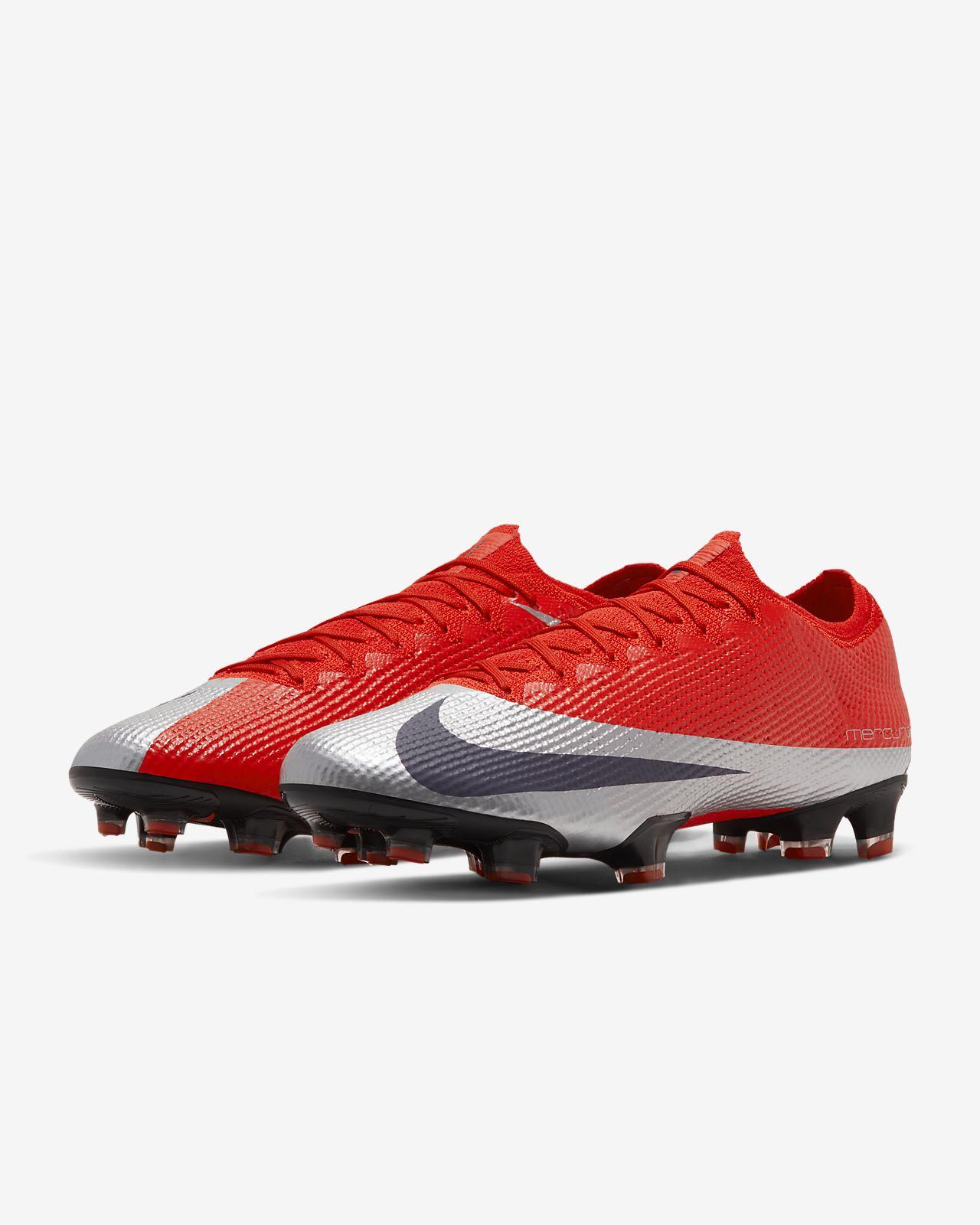 New Nike Soccer Shoes Mercurial Vapor Flyknit Ultra FG
