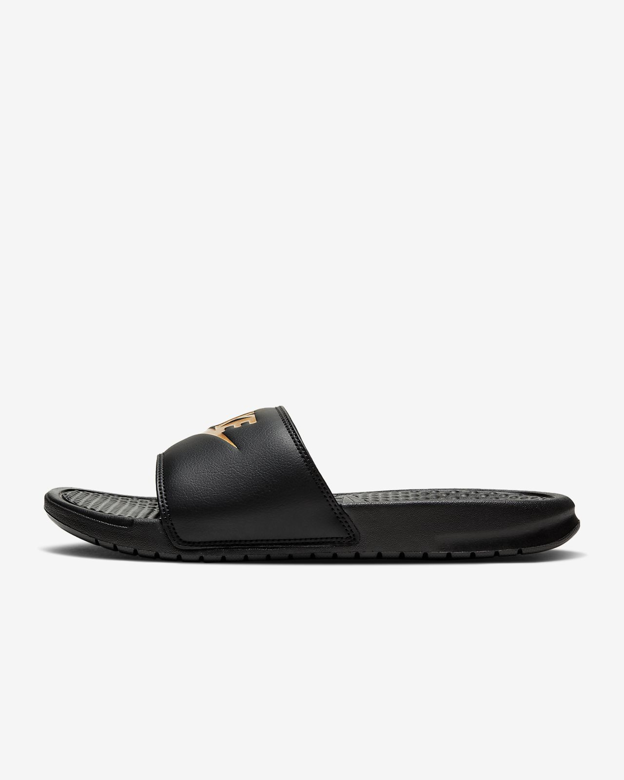 Claquette Nike Benassi JDI pour Homme