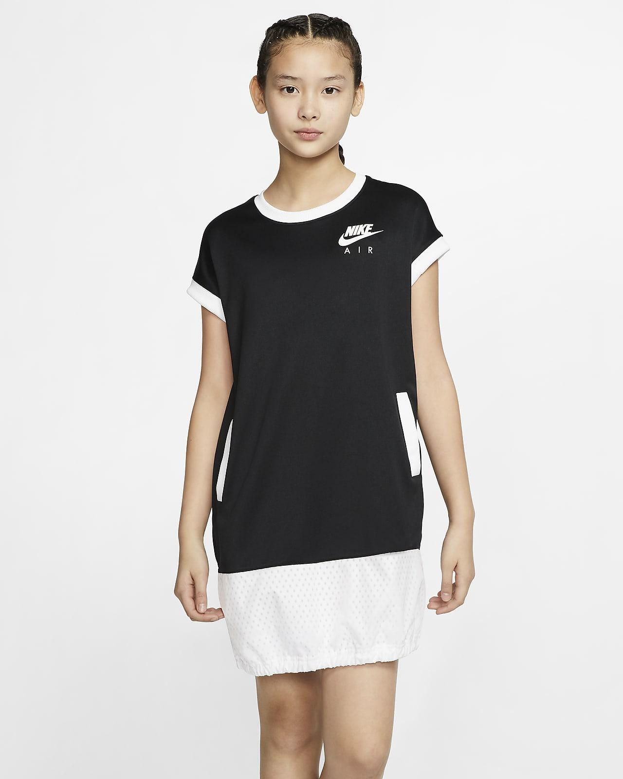 Nike Air Older Kids' (Girls') Short-Sleeve Dress