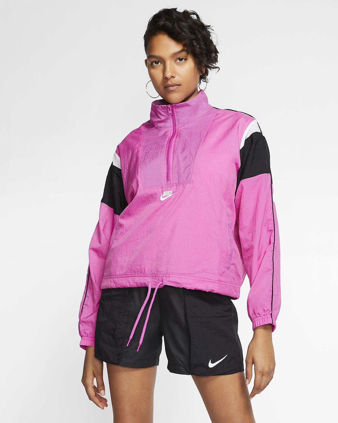Nike Sportswear Heritage Women's Woven Jacket