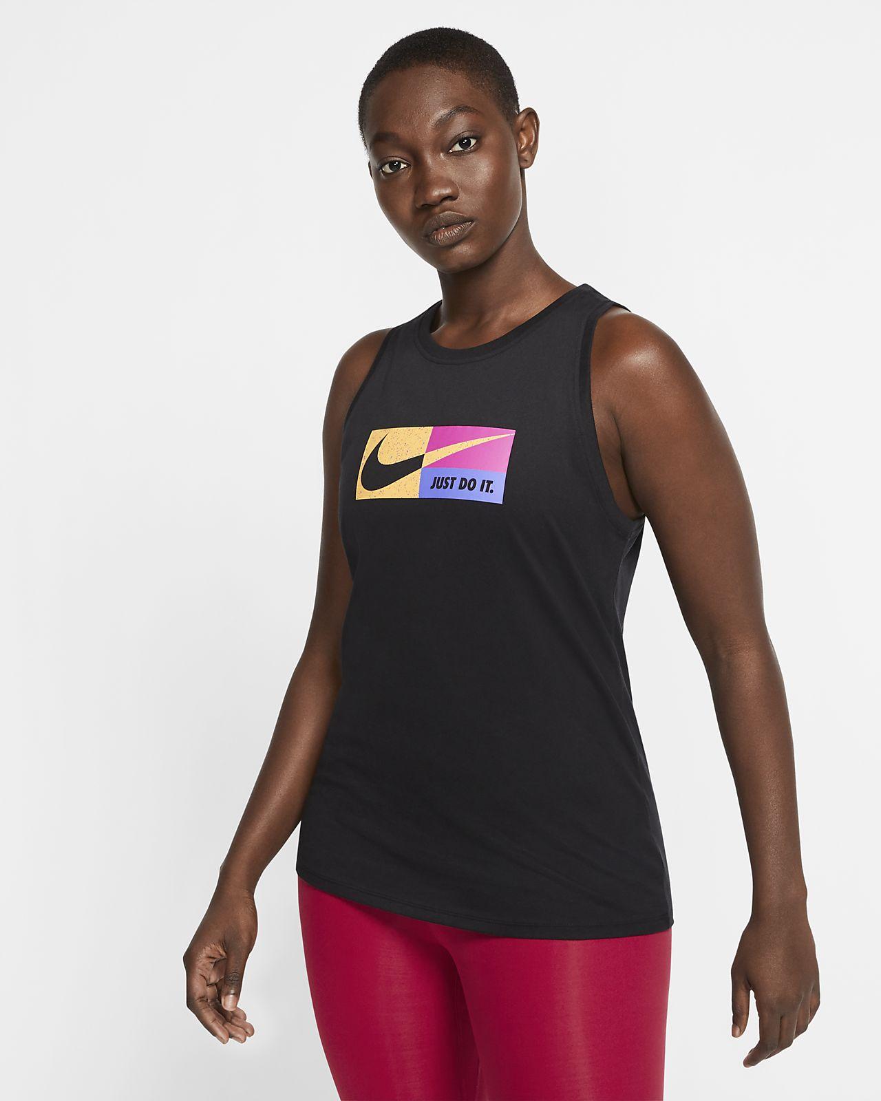 Nike Dri-FIT Icon Clash Women's Graphic Training Tank