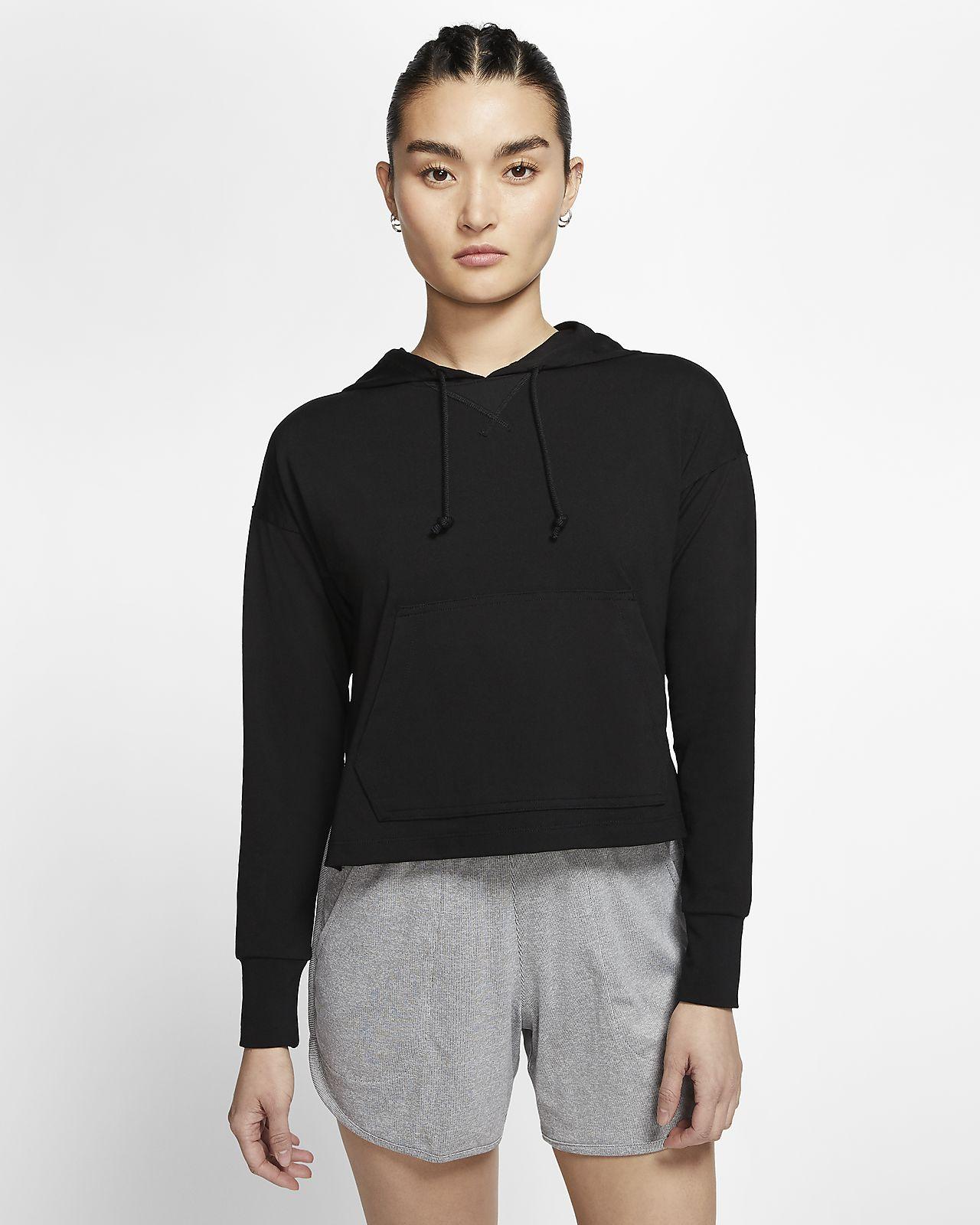 Nike Yoga Women's Cropped Hoodie