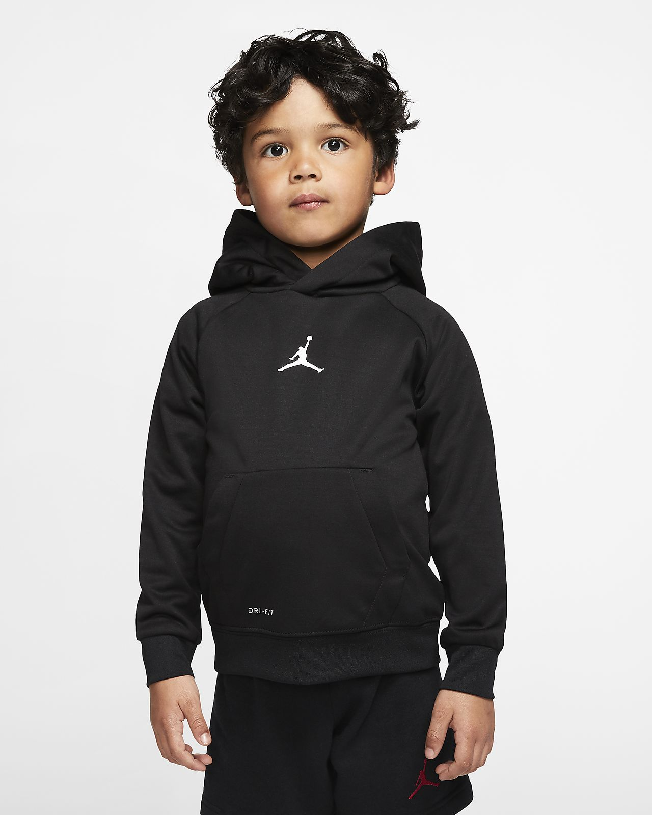 Jordan 23 Alpha Therma Toddler Pullover