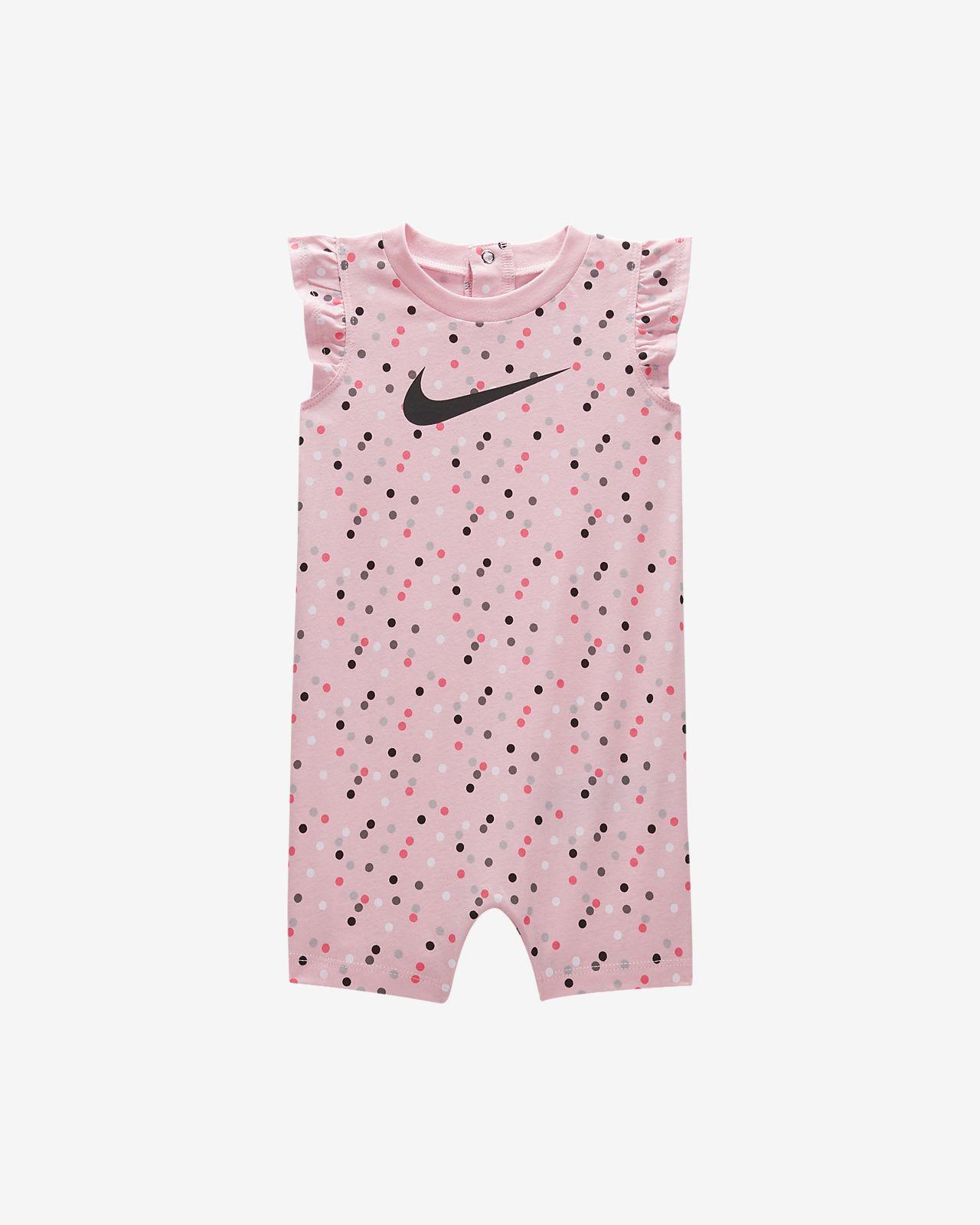 Nike Baby (0–9M) Romper