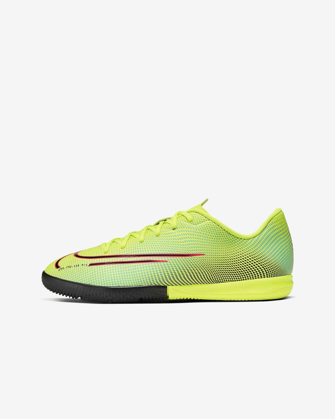 Chaussure de football en salle Nike Jr. Mercurial Vapor 13 Academy MDS IC pour Jeune enfantEnfant plus âgé