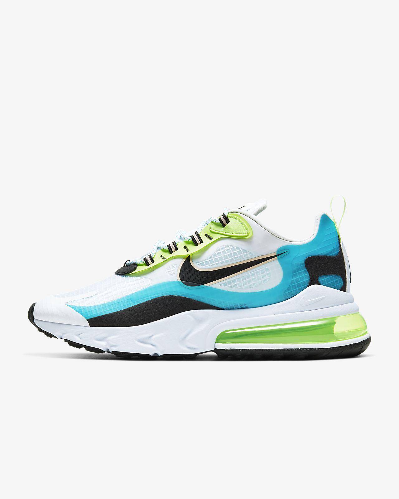 Scarpa Nike Air Max 270 React SE Uomo