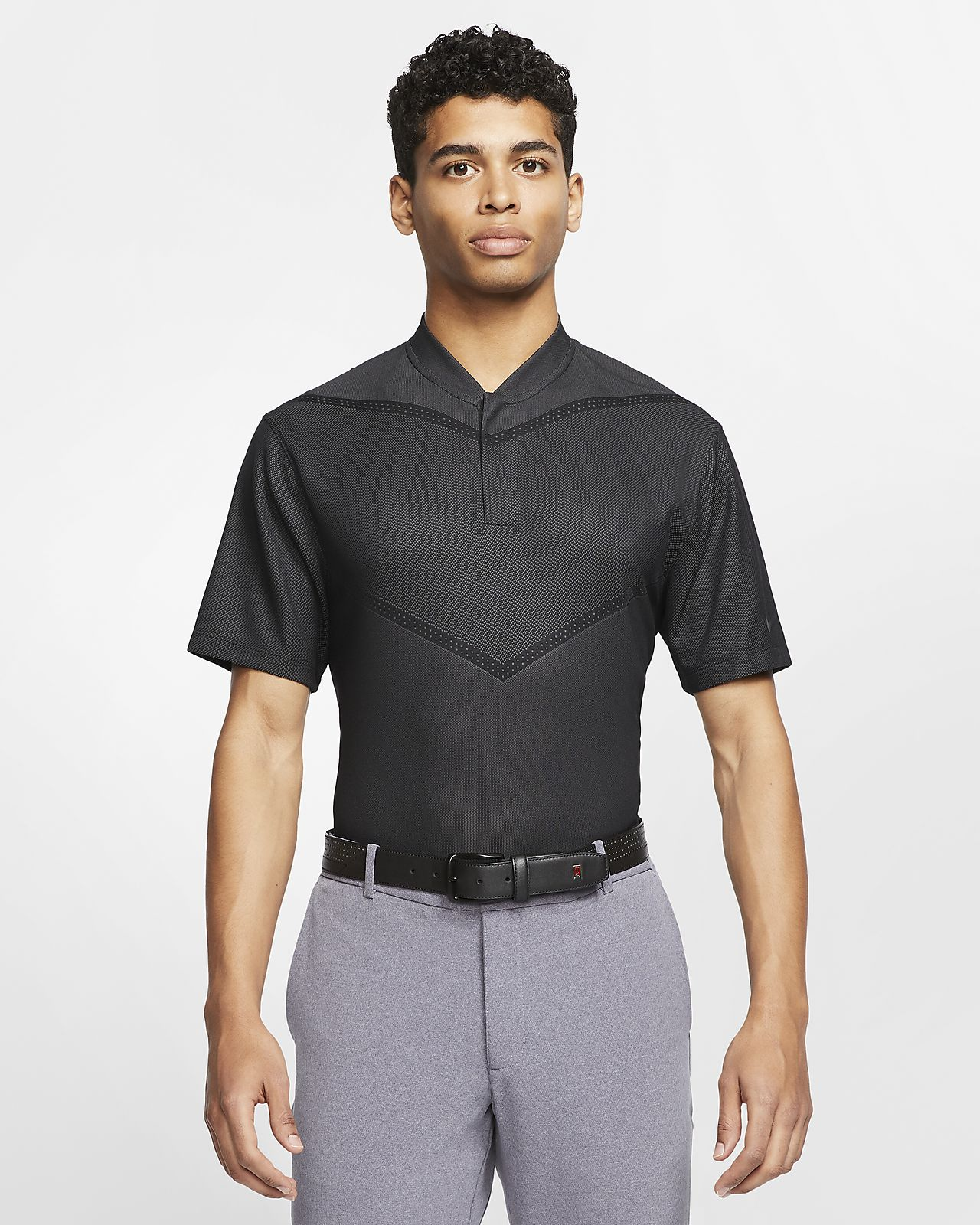 Polo de golf Nike Dri-FIT Tiger Woods pour Homme