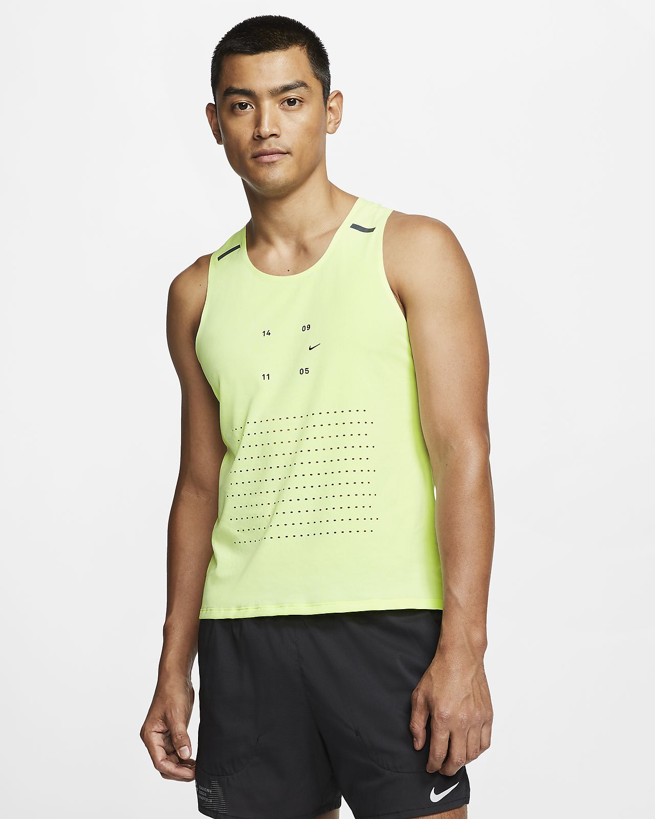 Camiseta sin mangas de running para hombre Nike Tech Pack