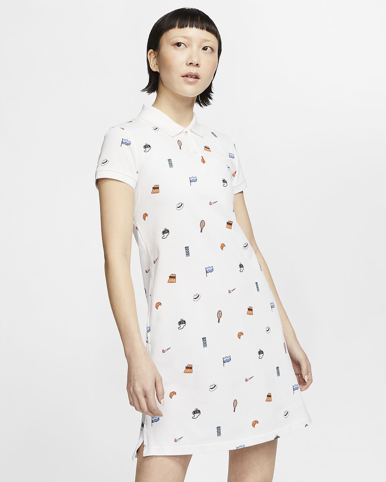 The Nike Polo Women's Printed Dress