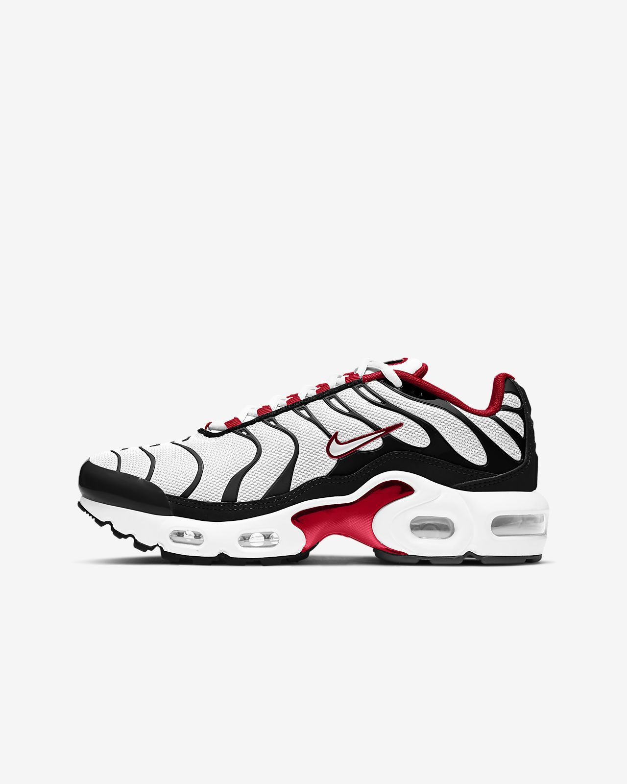 nike air max plus tn nere