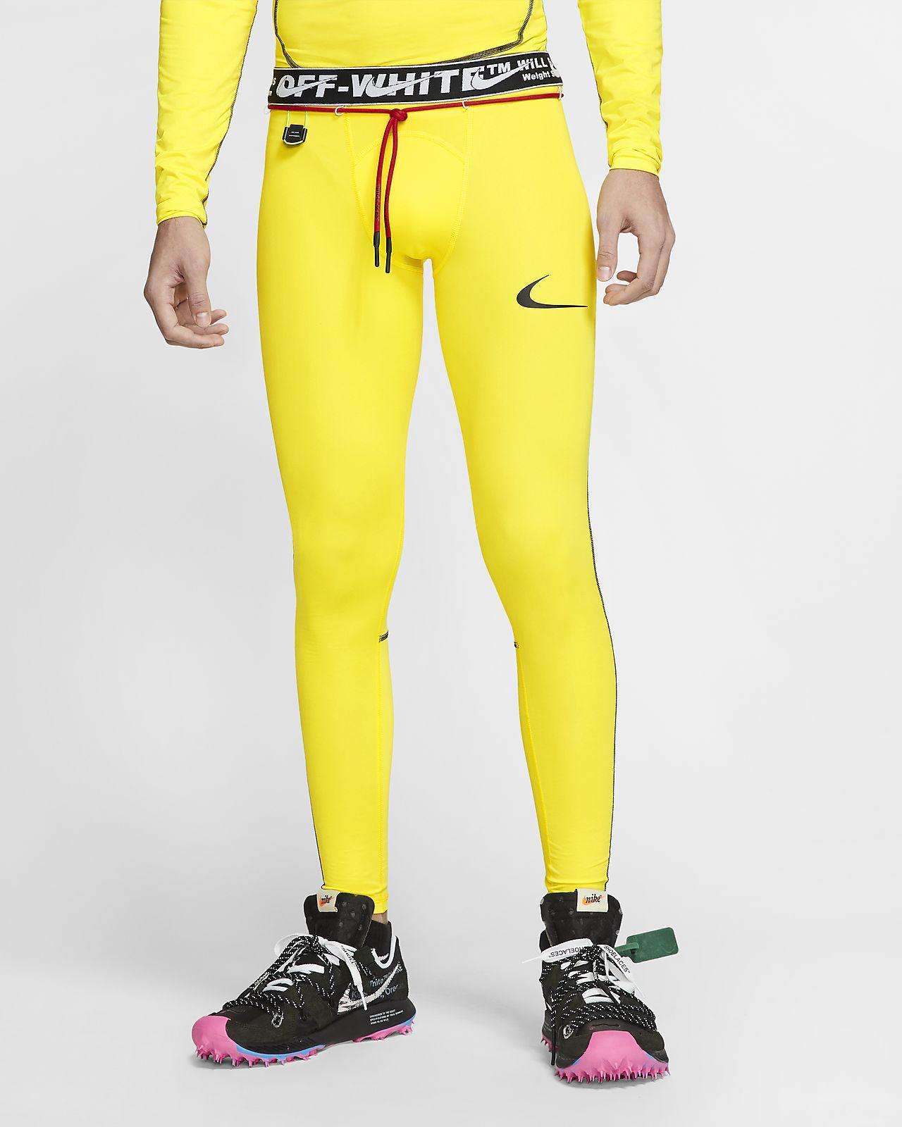 legging sportivi uomo nike