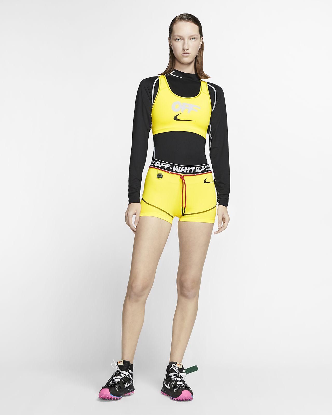 Nike x Off White™ Pro Classic bh til kvinder