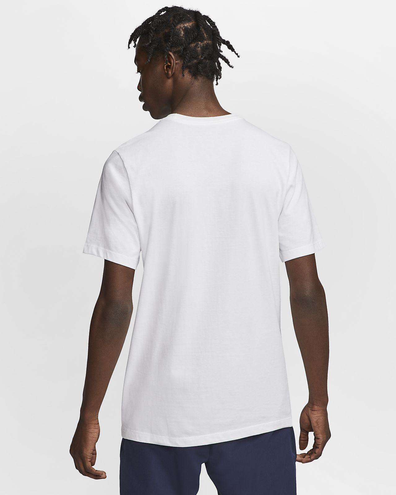 NikeCourt tennis T shirt til mænd