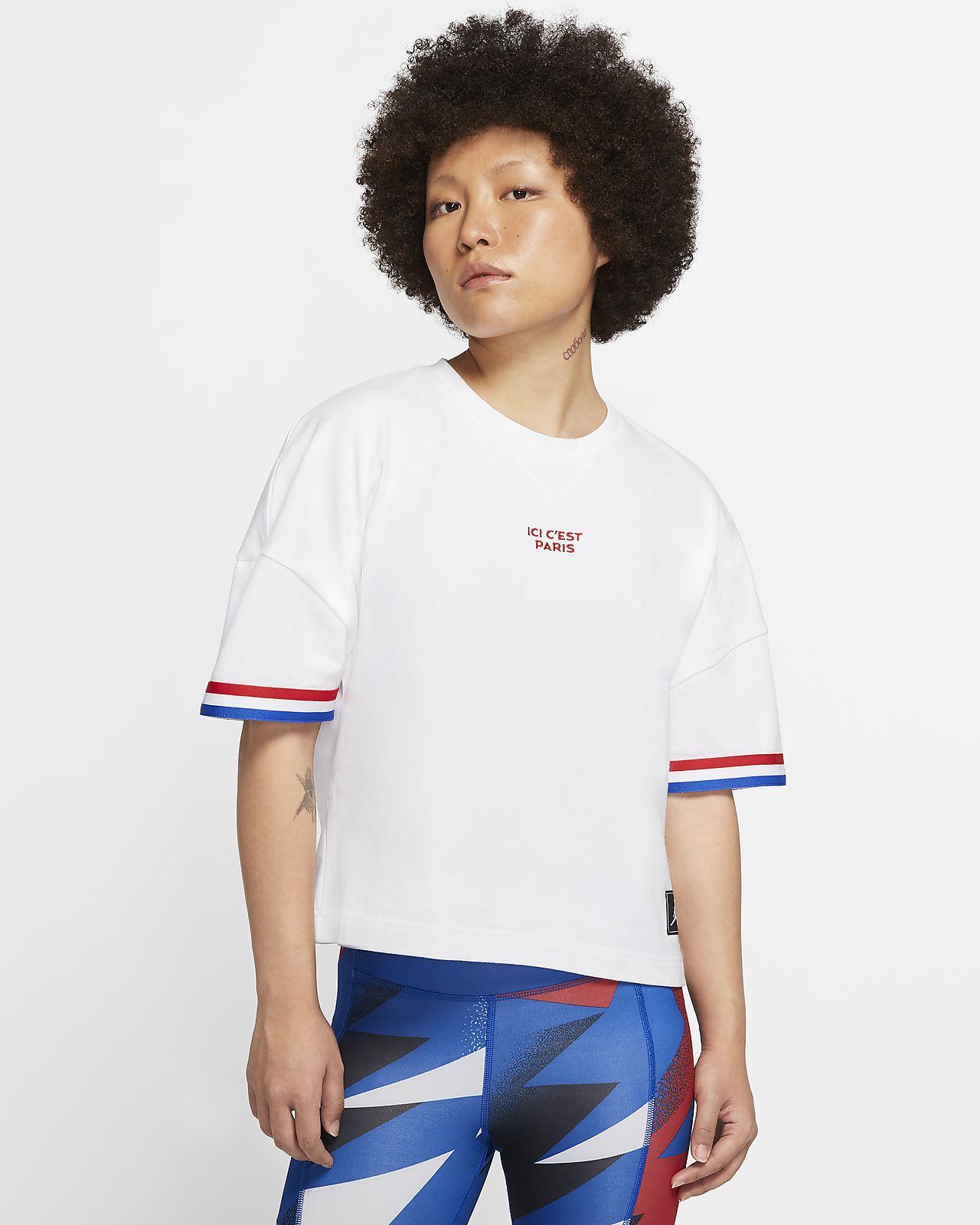 Paris Saint-Germain Women's Short-Sleeve Top