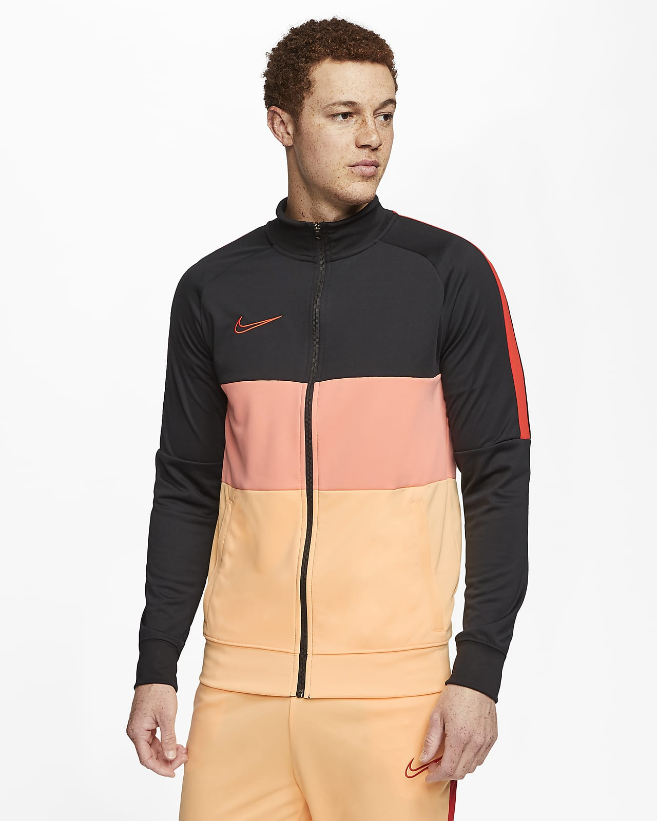 Nike Dri-FIT Academy Duitsland Voetbaljack voor heren