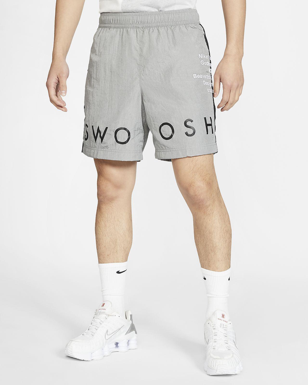 ナイキ スポーツウェア スウッシュ メンズ ウーブン ショートパンツ