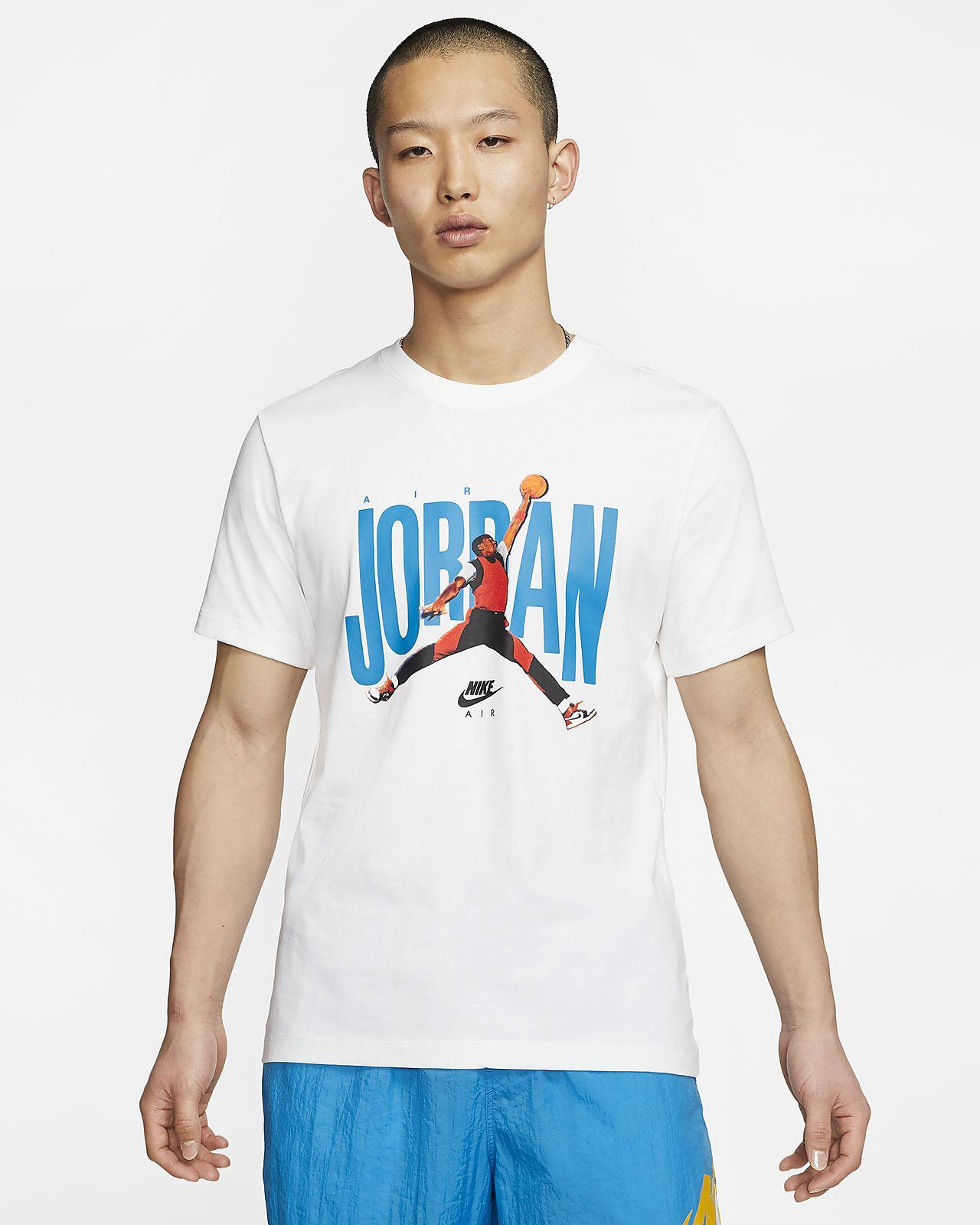 Jordan 男子短袖圆领上衣