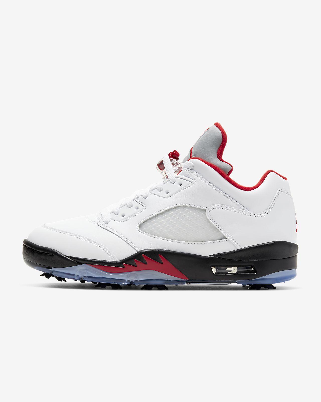 Calzado de golf Air Jordan V Low