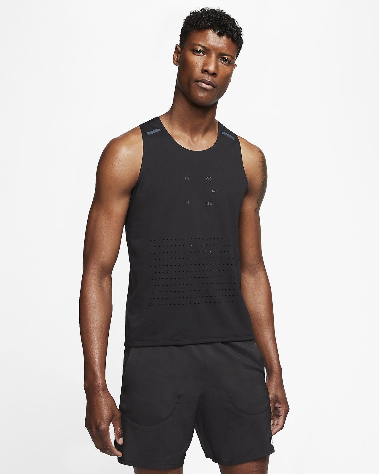 Nike Tech Pack férfi futótrikó