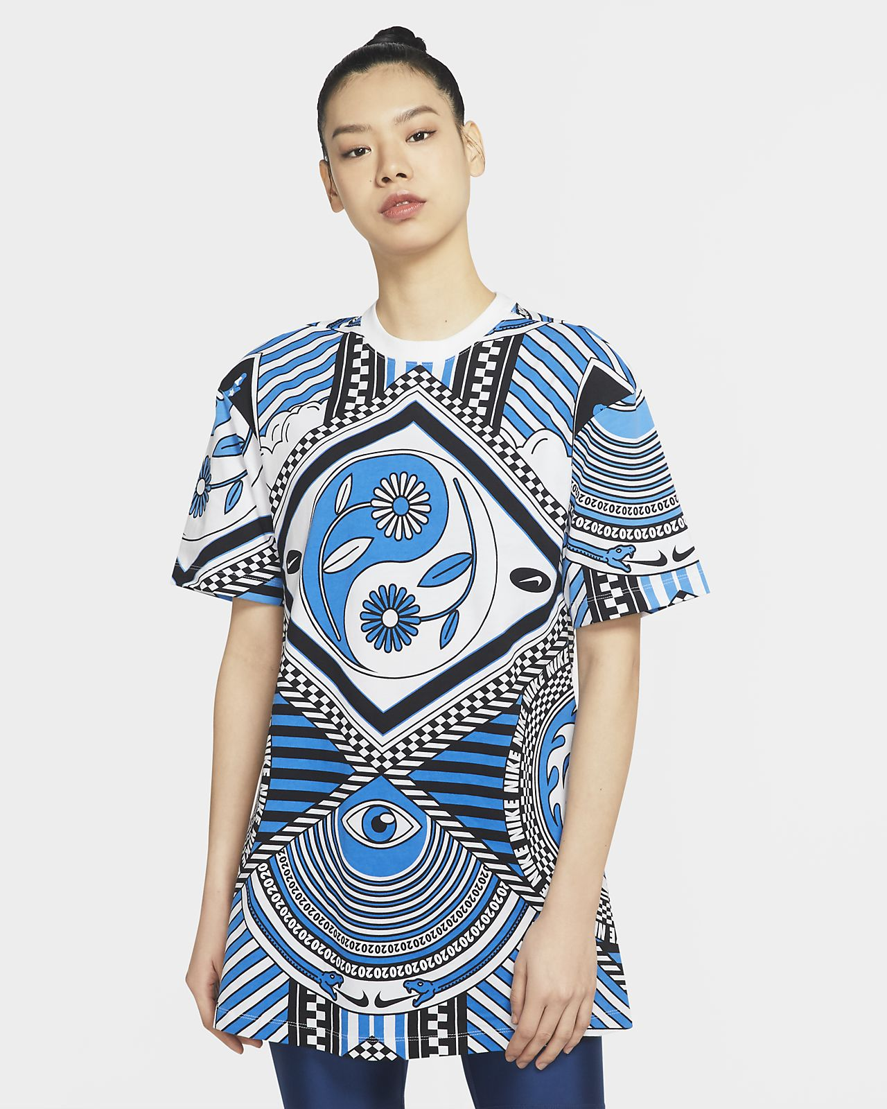 Nike Sportswear Women's Printed Dress