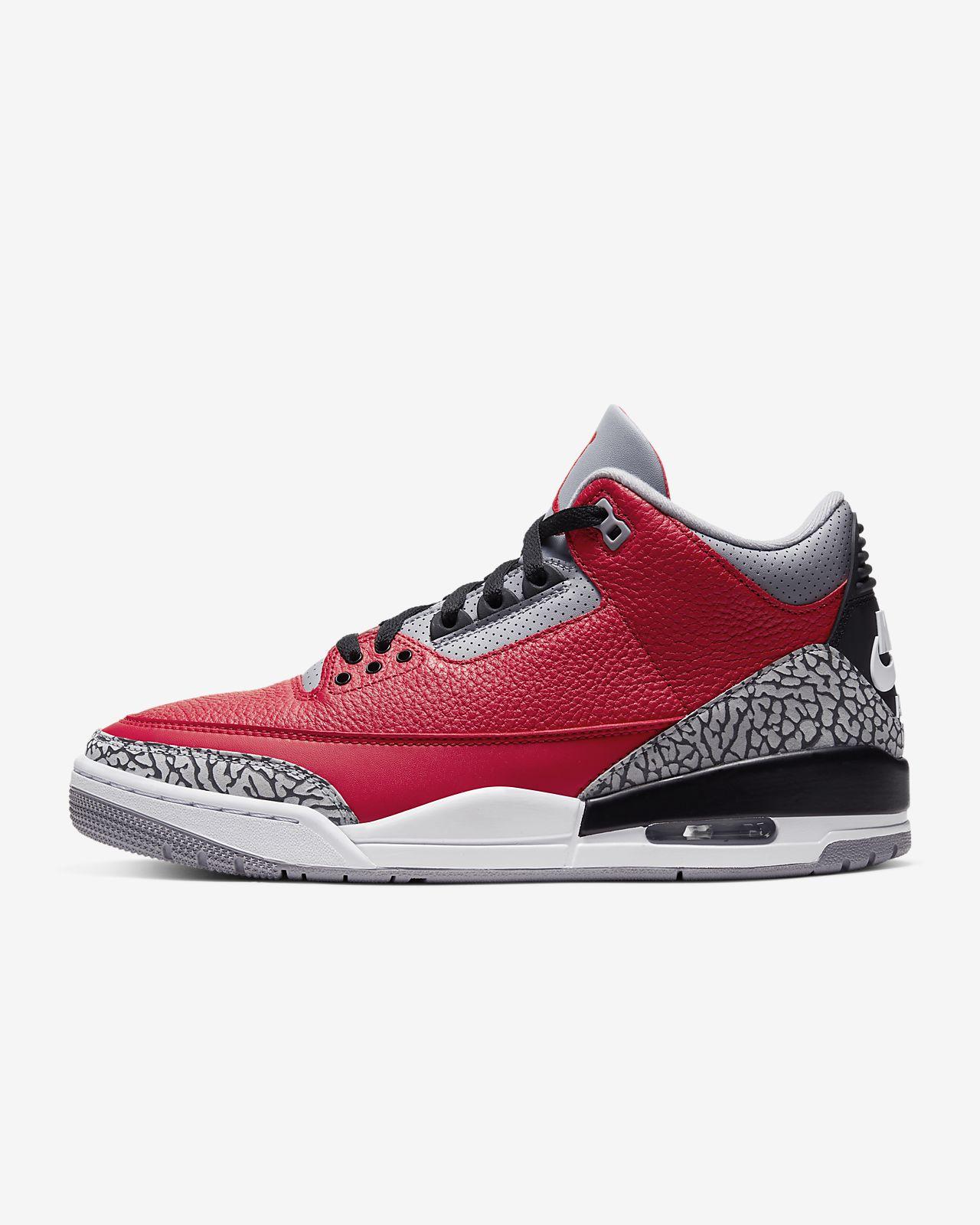 รองเท้าผู้ชาย Air Jordan 3 Retro SE