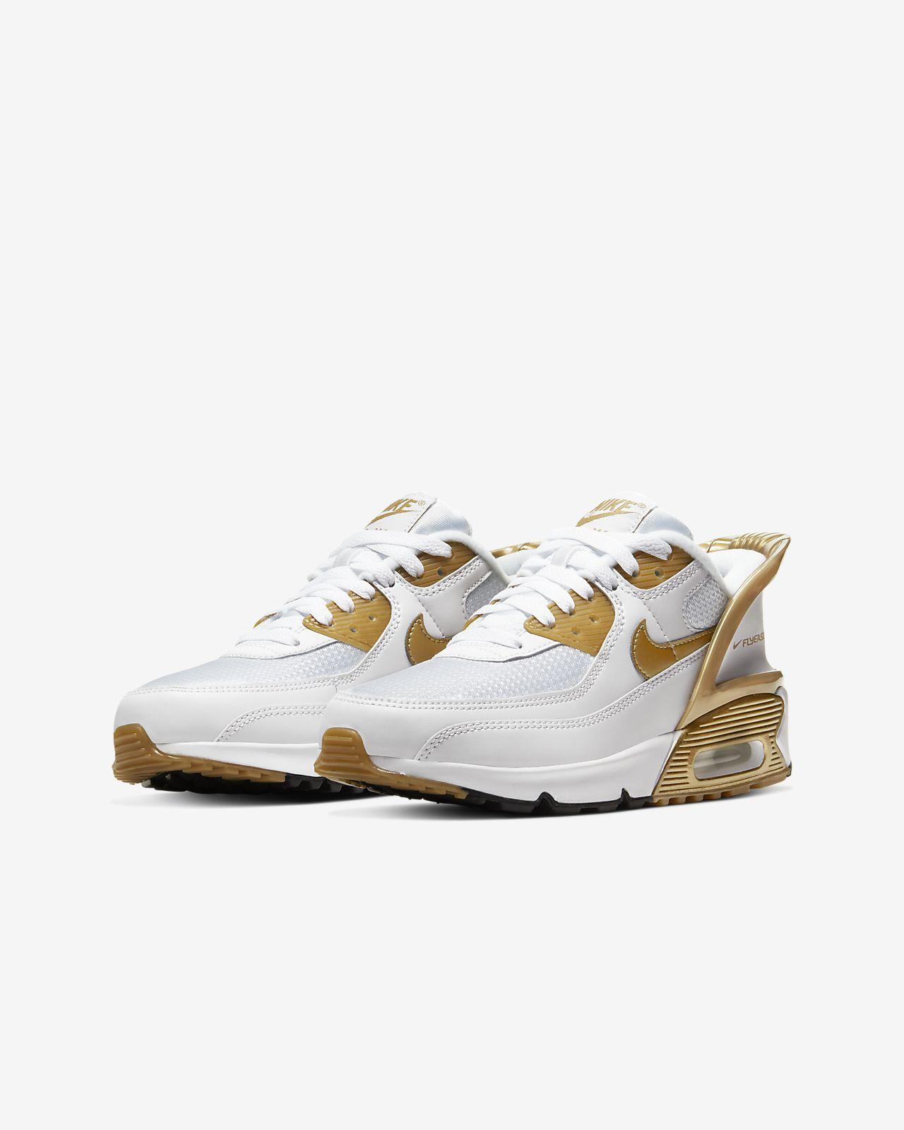 Nike Air Max 90 FlyEase Shoe. Nike ID