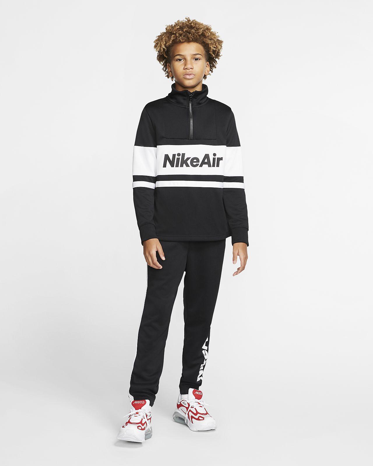 Nike Air-tracksuit til store børn (drenge)