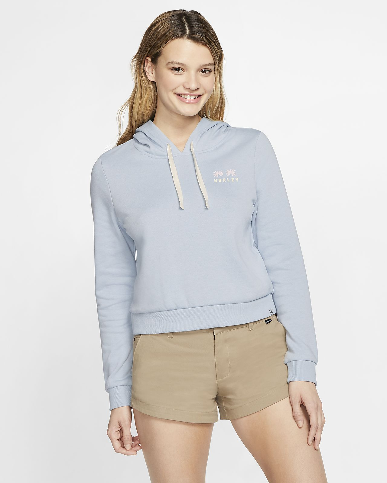 Hurley Mingo Perfect Women's Cropped Fleece Pullover