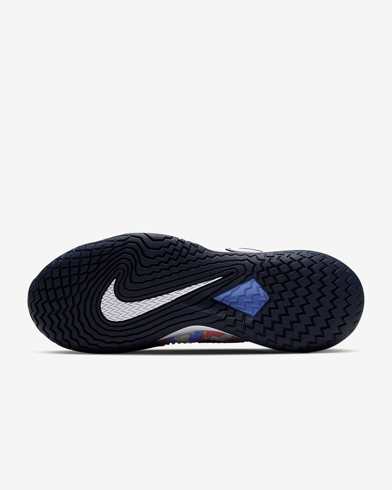 Scarpa da tennis per campi in cemento NikeCourt Air Zoom Vapor Cage 4 Donna