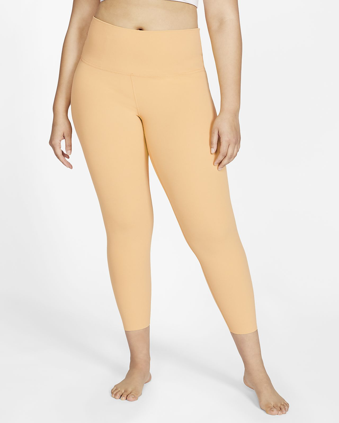 Nike Yoga Luxe Women's Infinalon 7/8 Tights (Plus Size)