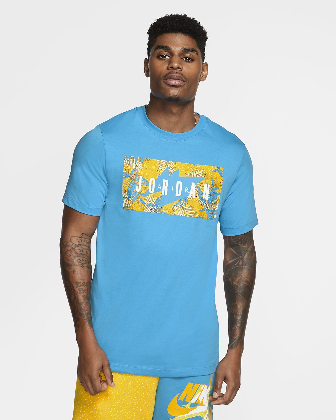 Jordan Poolside 花漾 T 恤