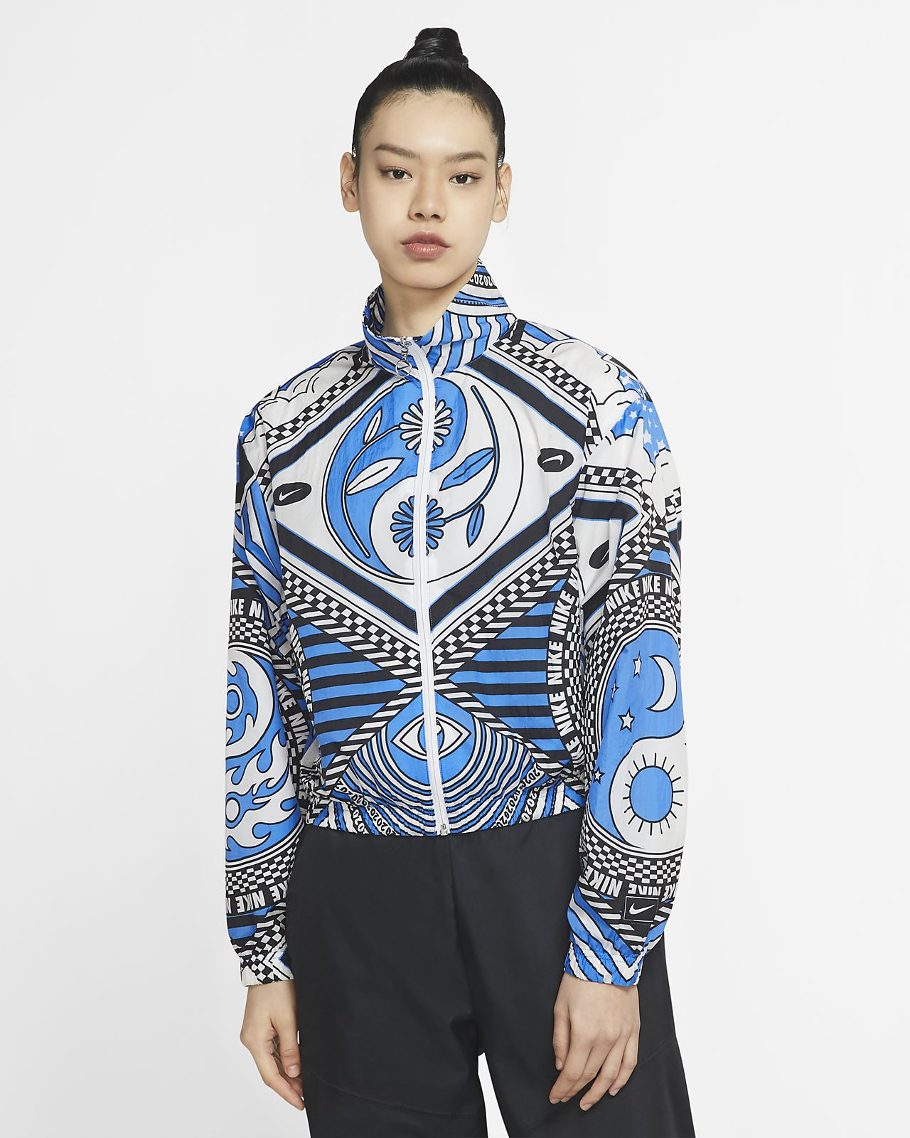 Nike Sportswear 女款印花外套