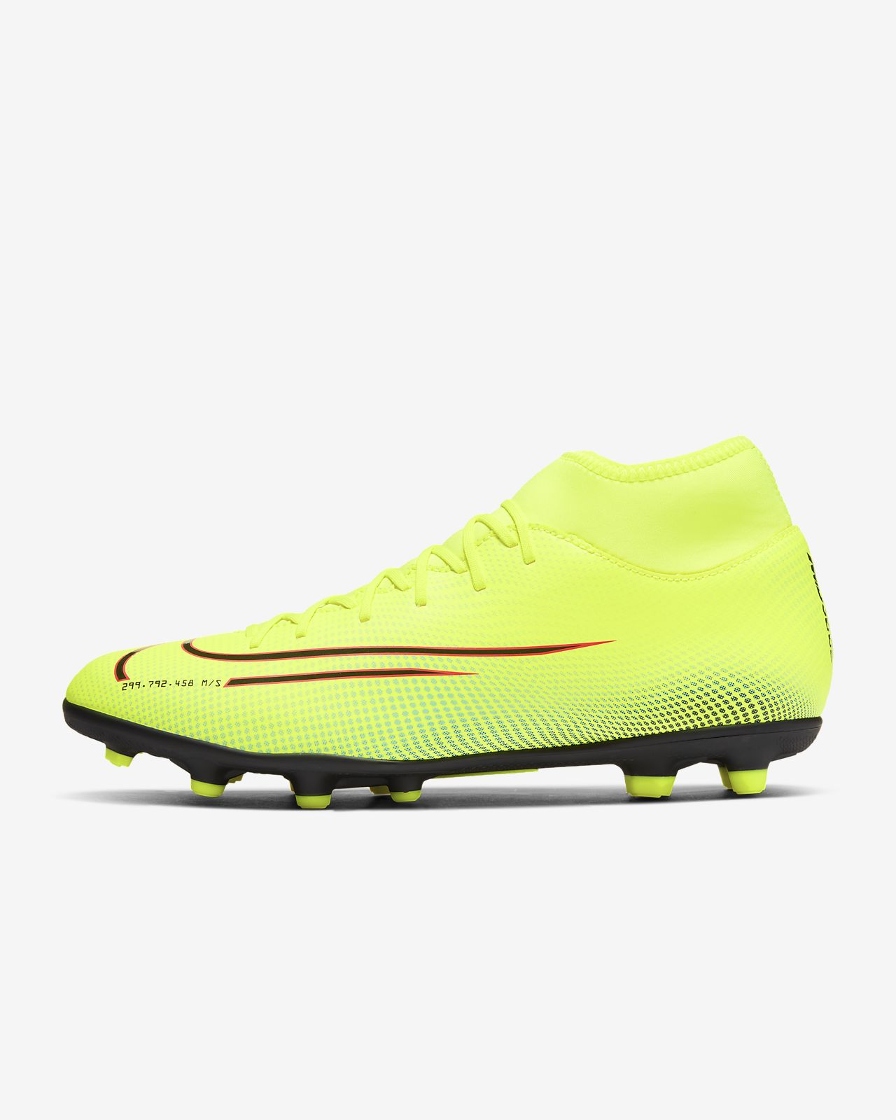 Nike Mercurial Superfly 7 Club MDS MG Multi-Ground Soccer Cleat