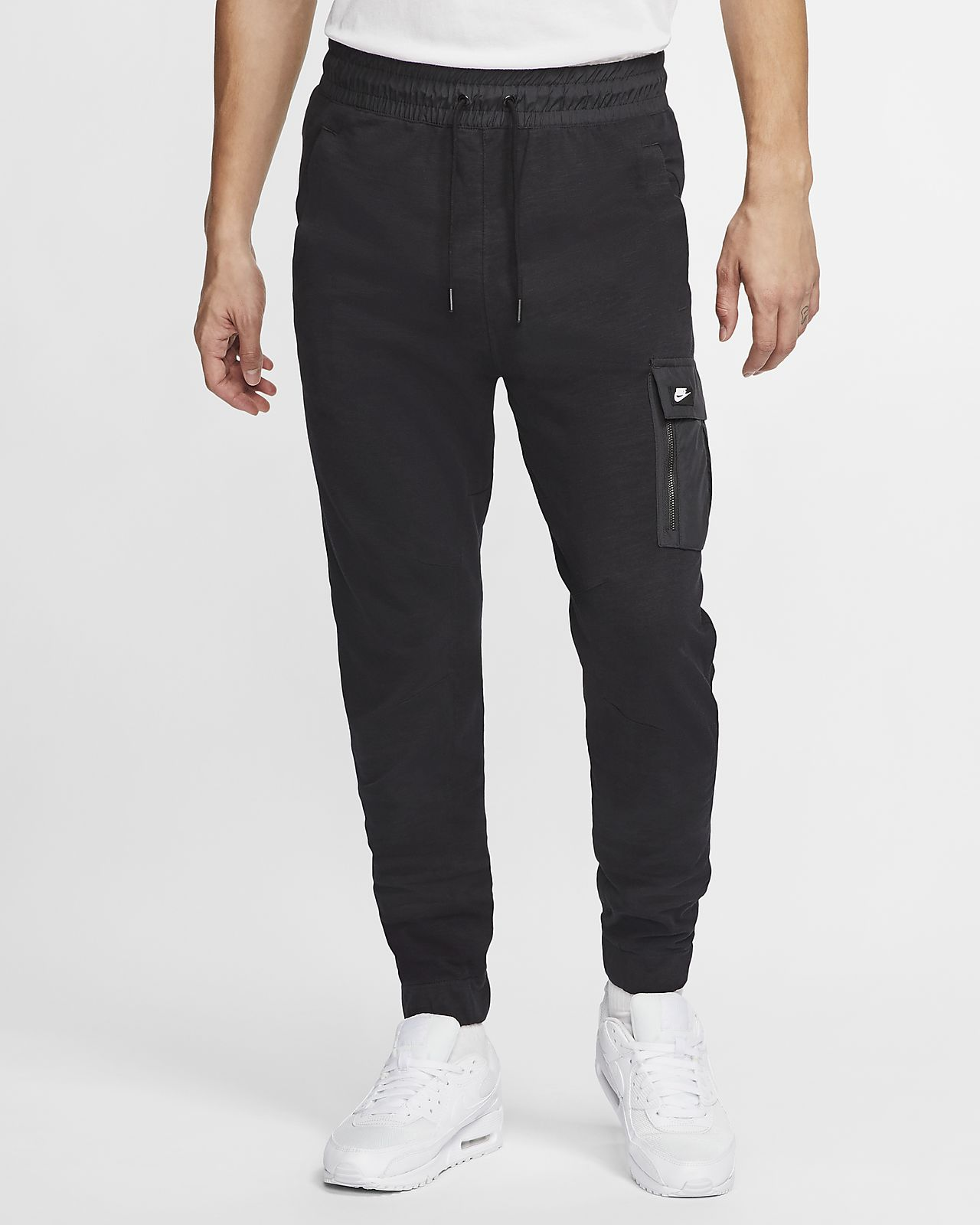 pantaloni nike bottoni laterali