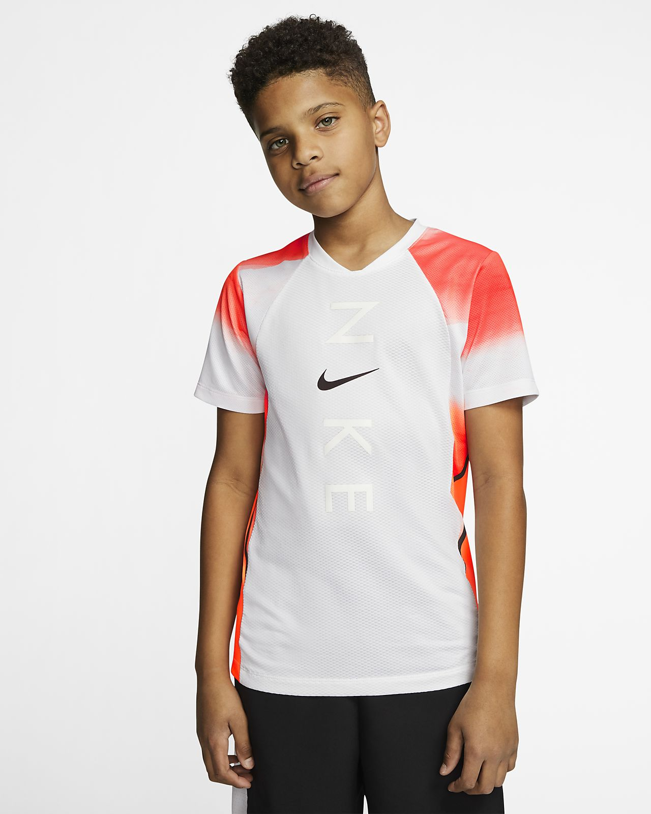 Nike Instacool Big Kids' (Boys') Training Top
