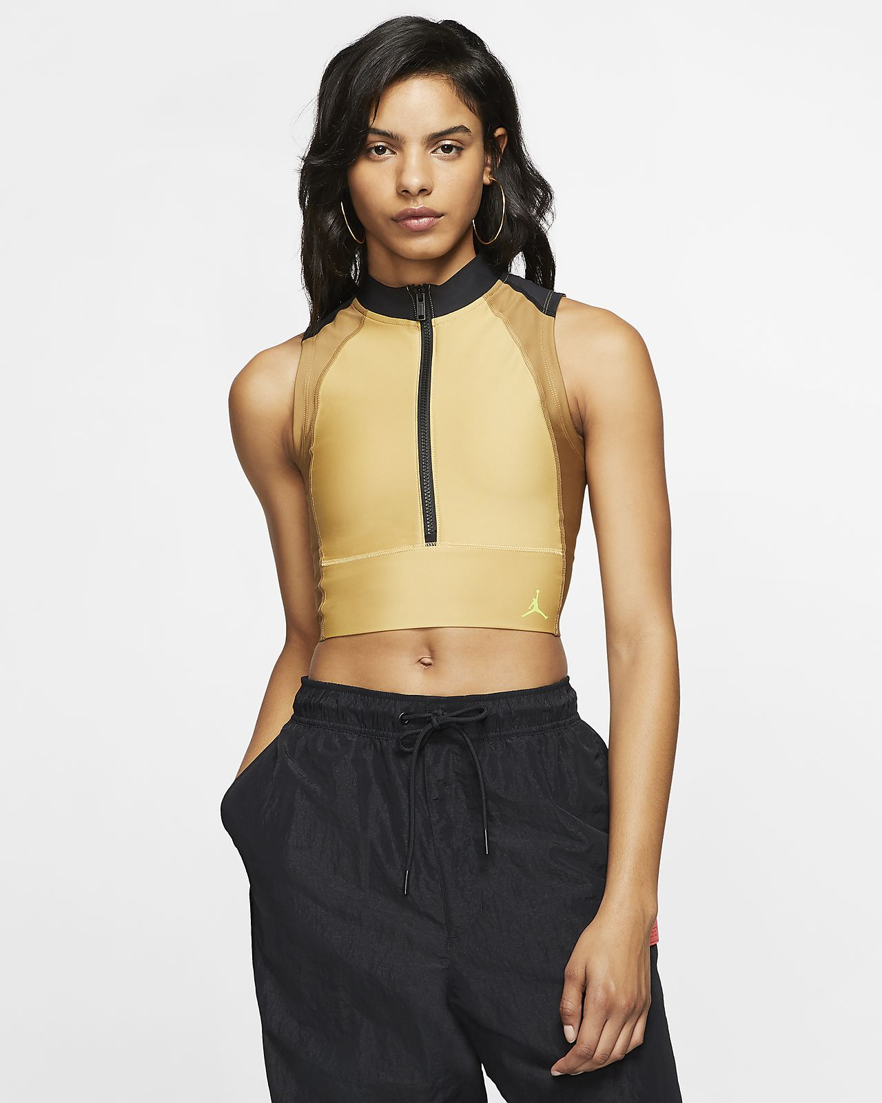 Jordan Women's Bodycon Crop Top