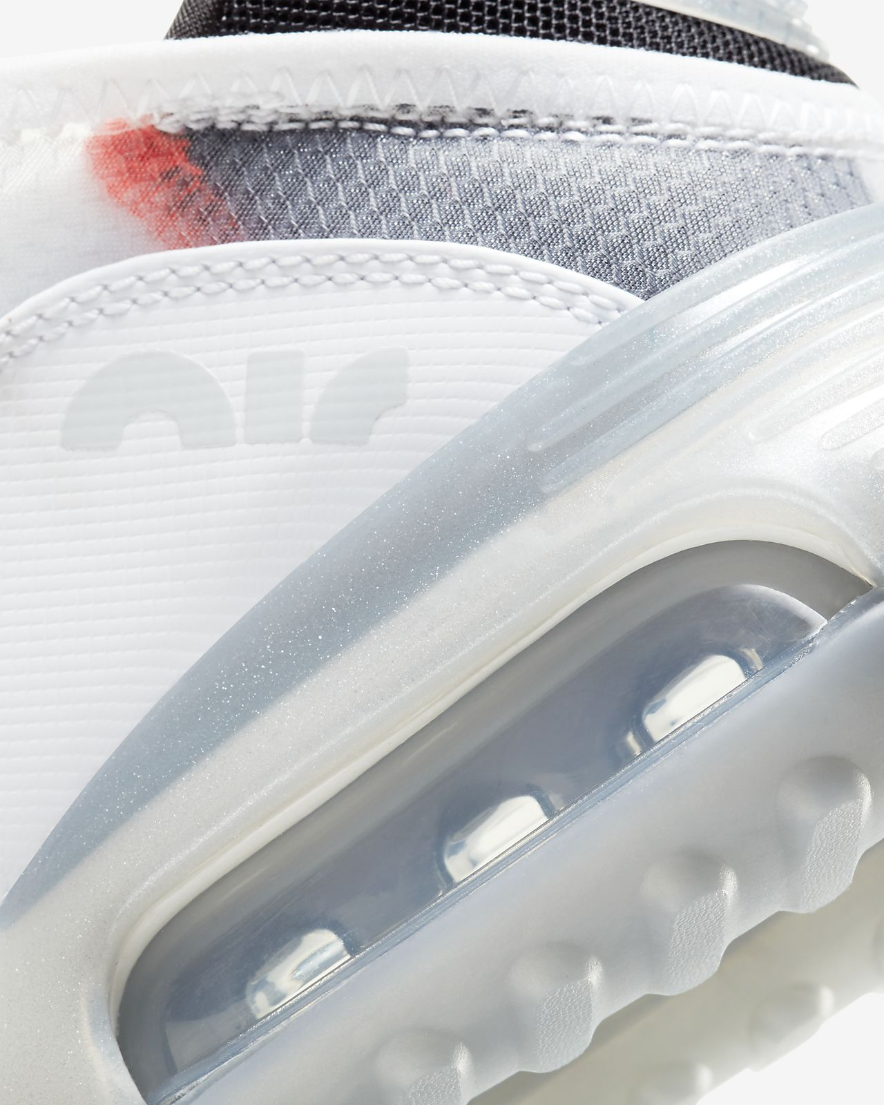 Nike Air Max Vapormax 2090 white black women Running Shoes