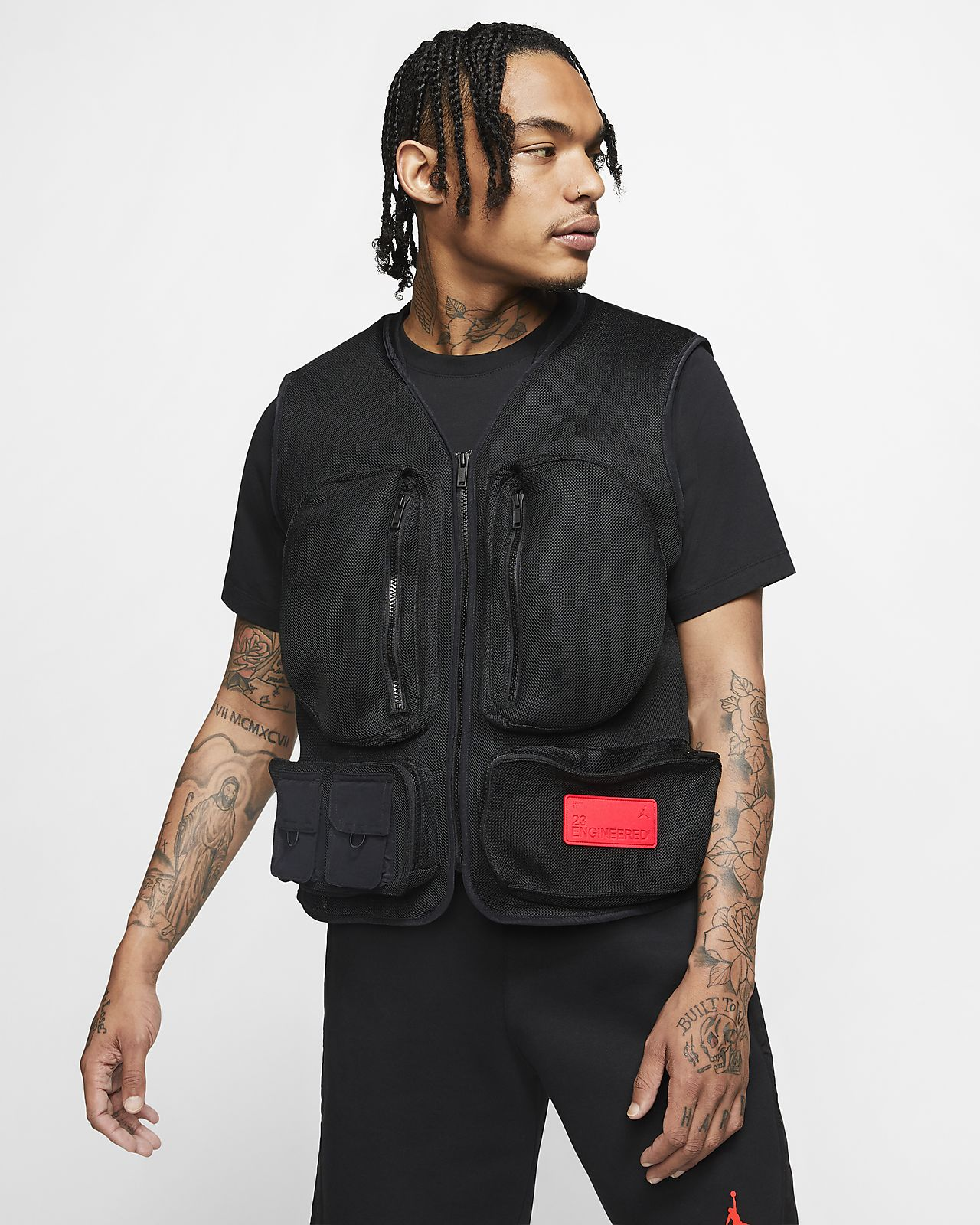 Jordan 23 Engineered Men's Spacer Mesh Vest