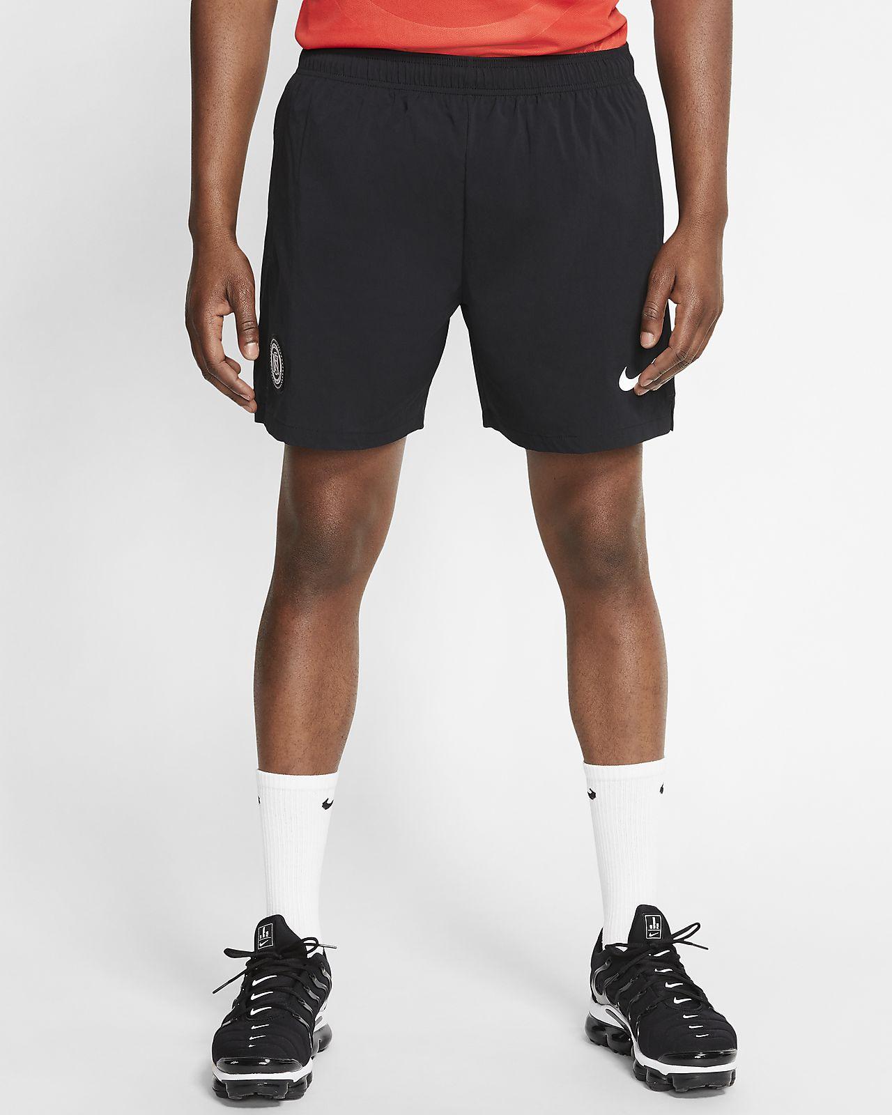 Short de football tissé Nike F.C. pour Homme