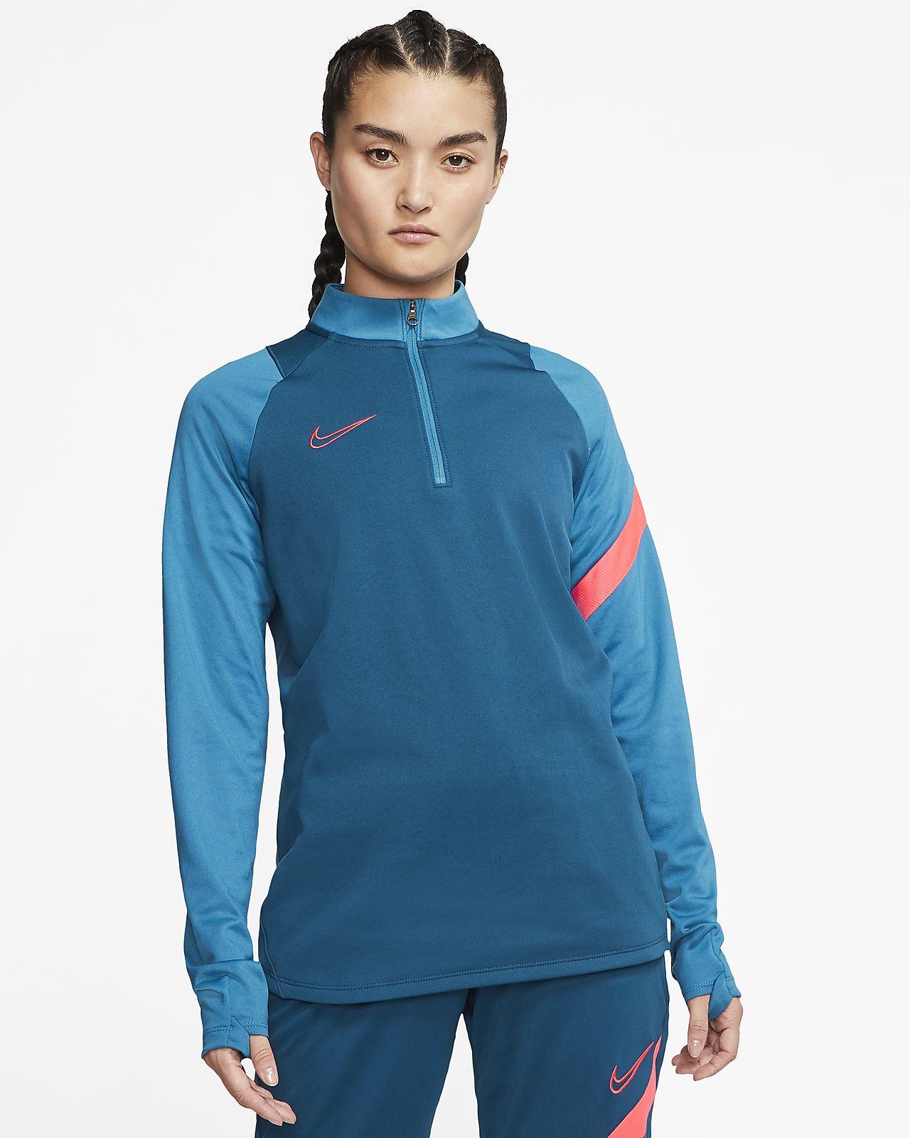Nike Dri-FIT Academy Pro Voetbaltrainingstop voor dames