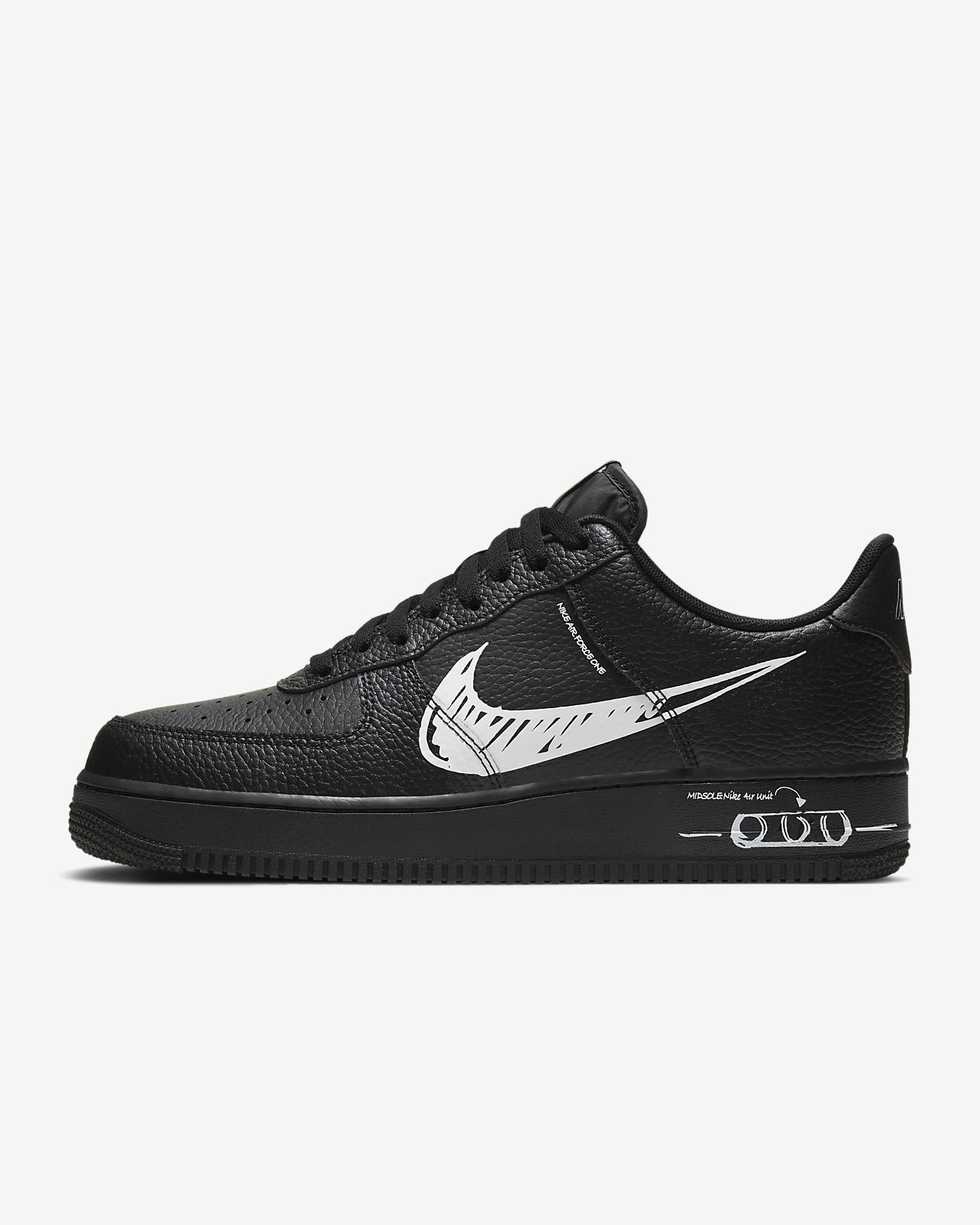 Scarpa Nike Air Force 1 LV8 Utility - Uomo