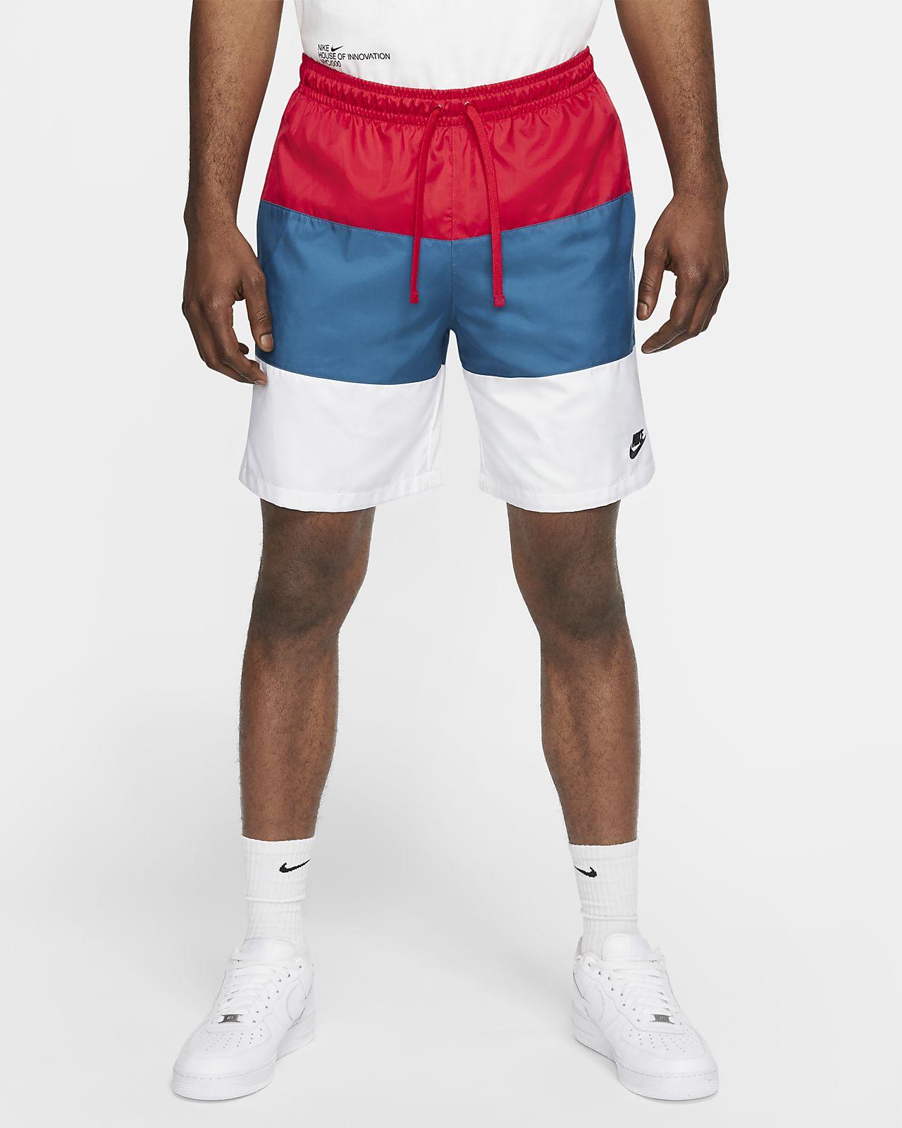 Shorts in woven Nike Sportswear City Edition - Uomo