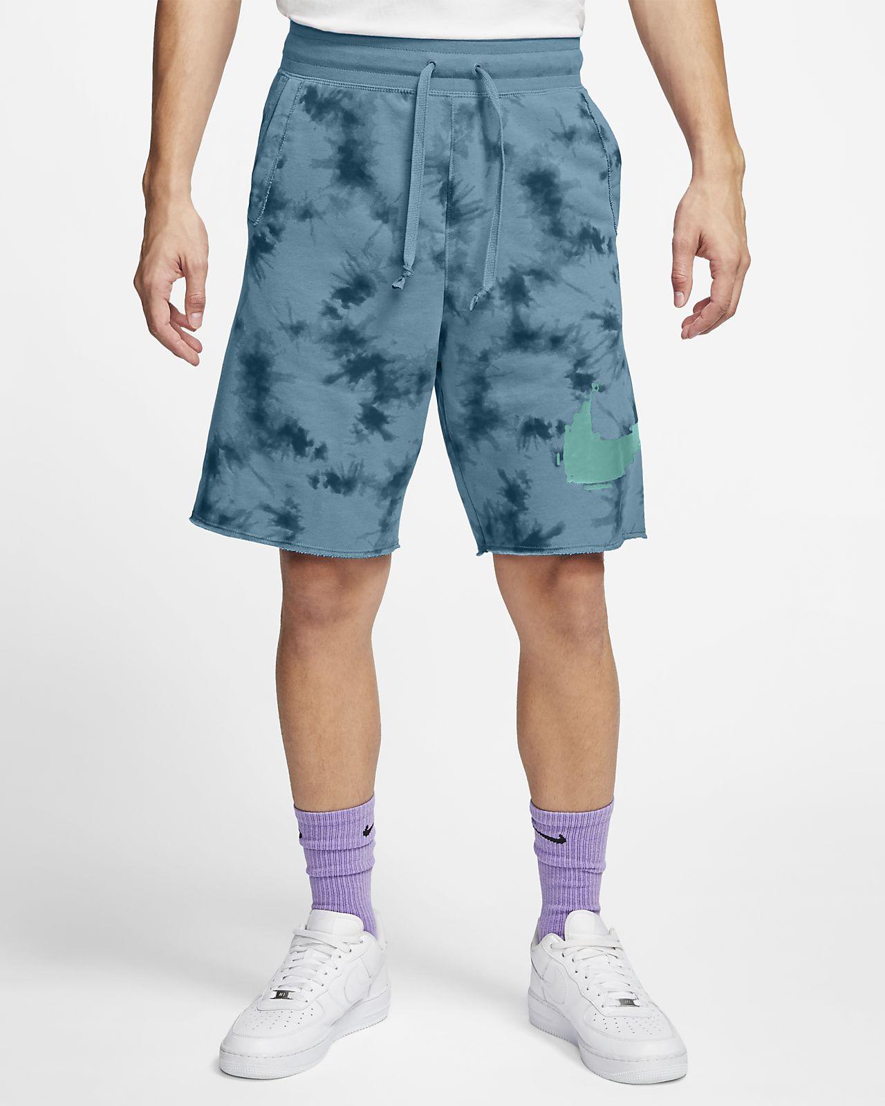 Nike Sportswear Men's Tie-Dye Shorts