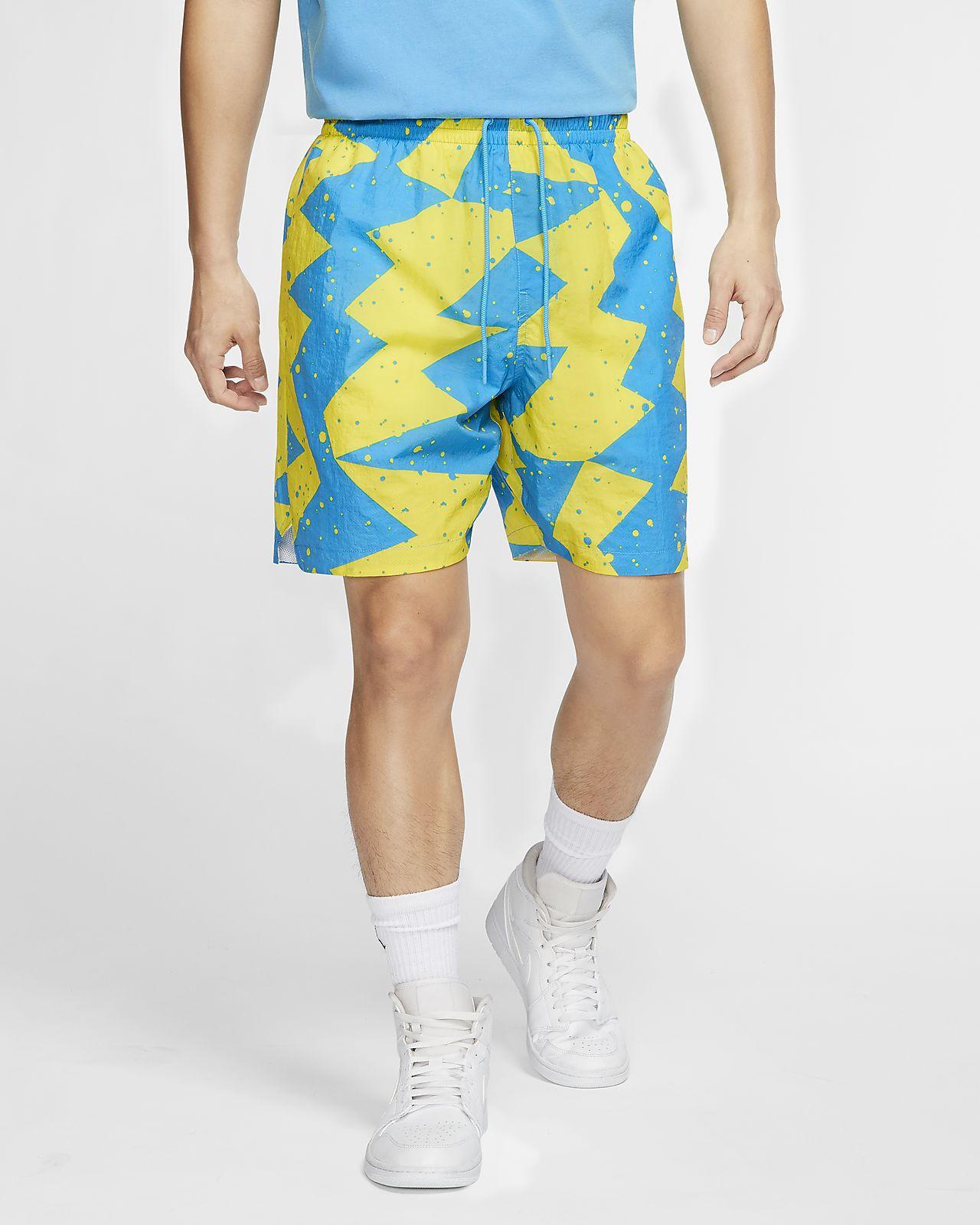 18cm (approx.) Shorts. Nike AU