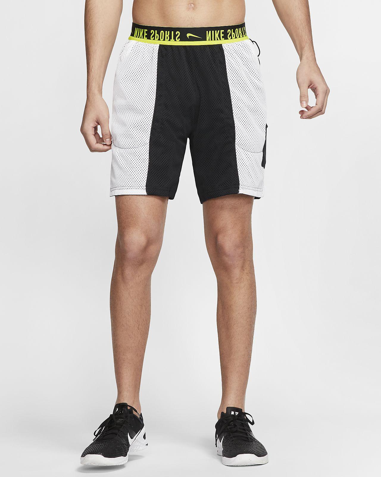 Shorts de entrenamiento reversibles para hombre Nike