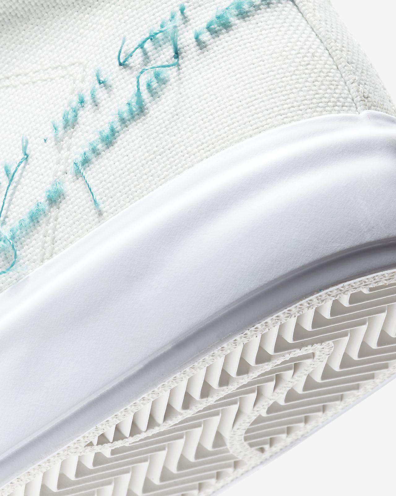 Scarpa da skateboard Nike SB Zoom Blazer Mid Edge